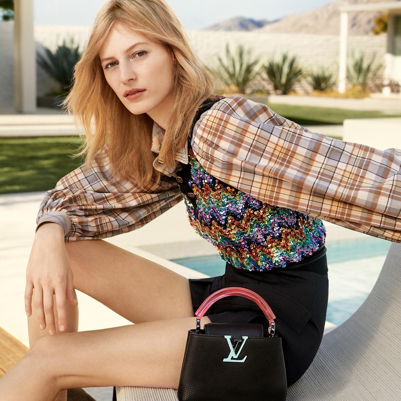 Louis Vuitton Summer 2020 Fashion Ad Campaign Photos