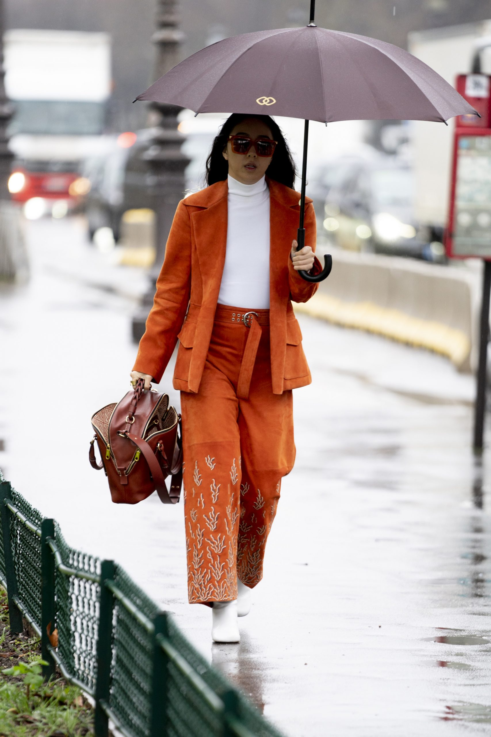 Paris Street Style Influencer Looks Fall 2020