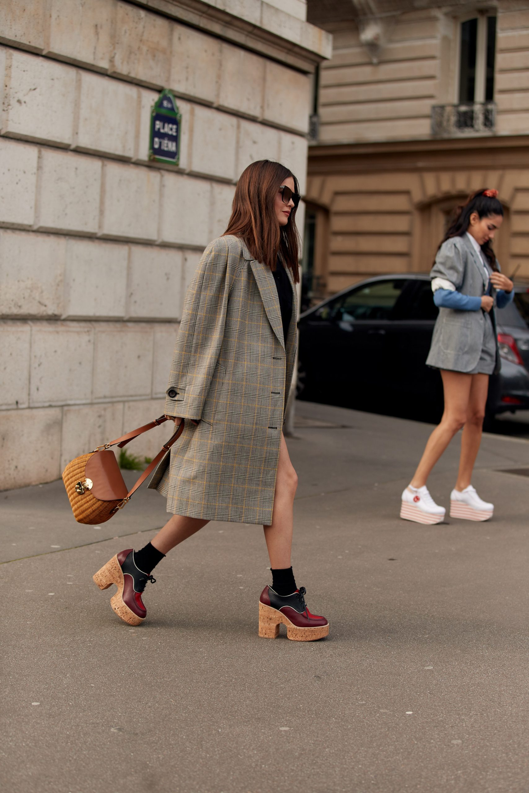 Paris Street Style Influencer Looks Fall 2020