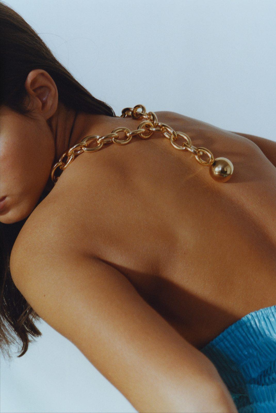 Bottega Veneta Spring 2020 Jewelry Project Photos