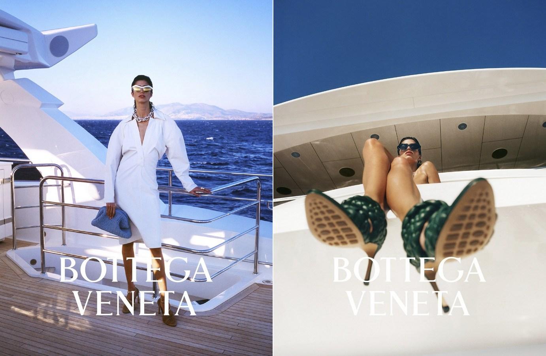 Bottega Veneta Spring 2020 Ad Campaign by Tyrone Lebon Photos
