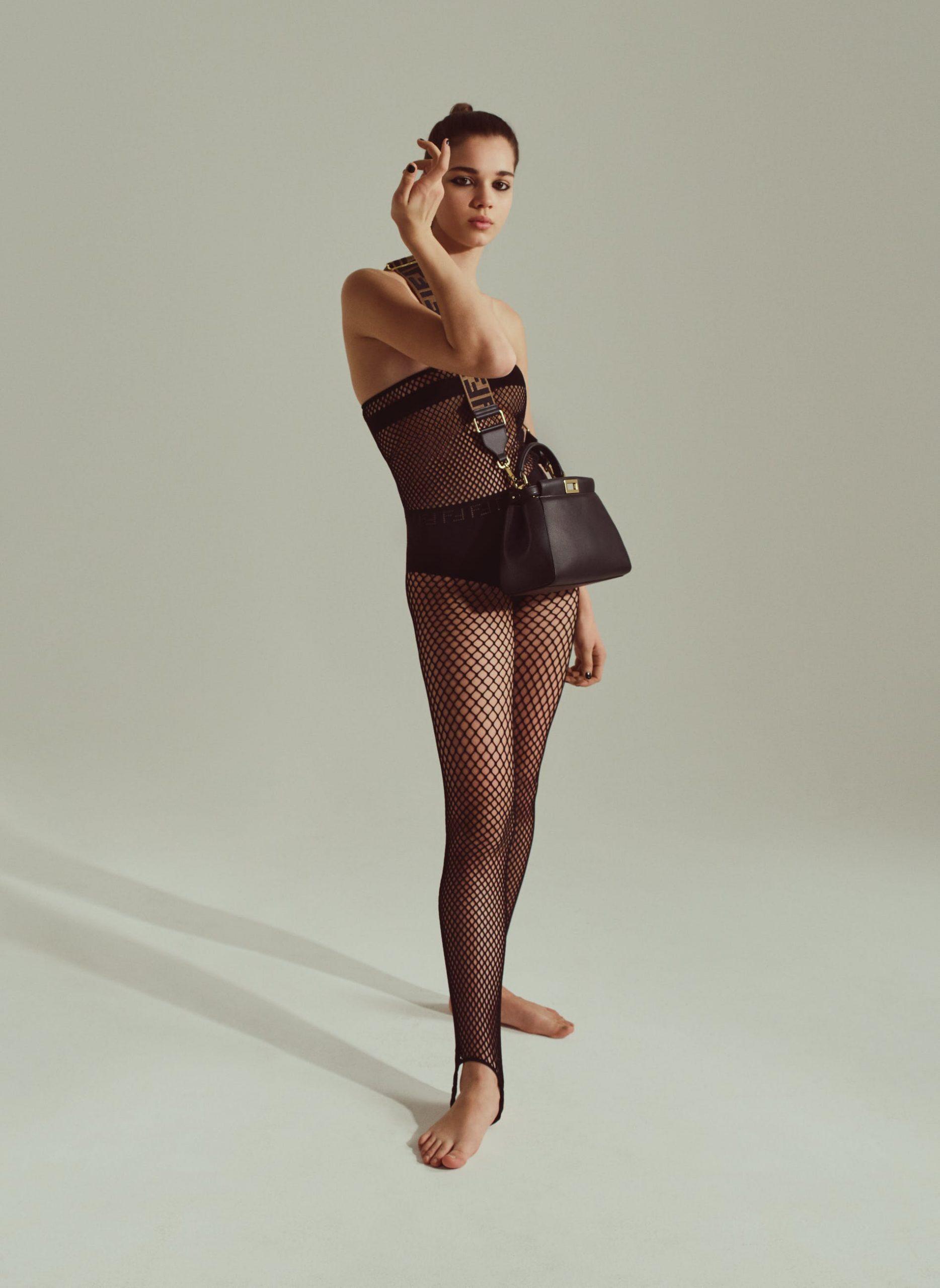 Fendi 'Icons' Spring 2020 Ad Campaign Photos
