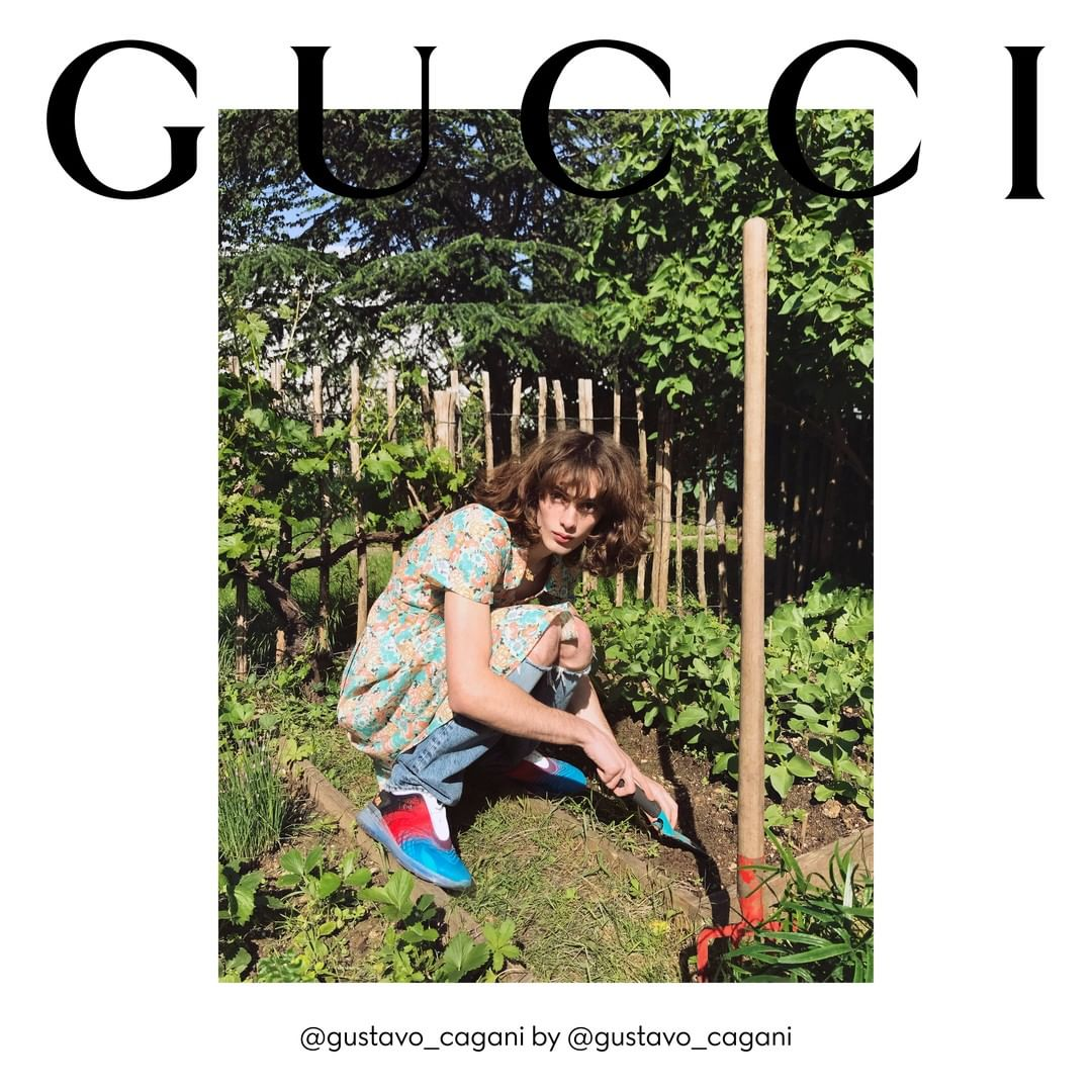 Gucci 'The Ritual' Fall 2020 Ad Campaign Photos