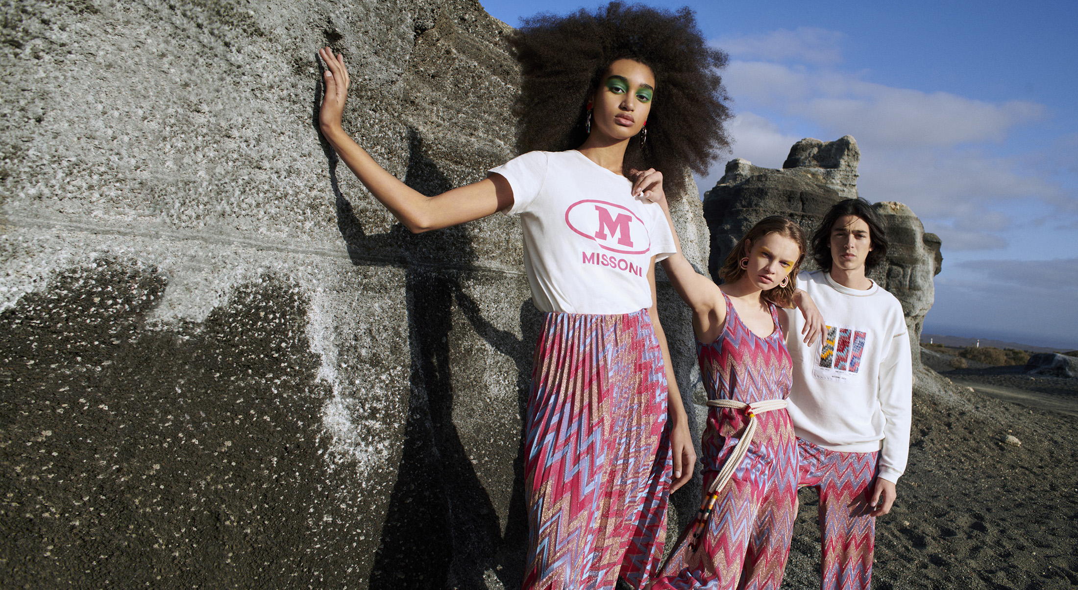 M Missoni Teams with Yoox for Summer Capsule