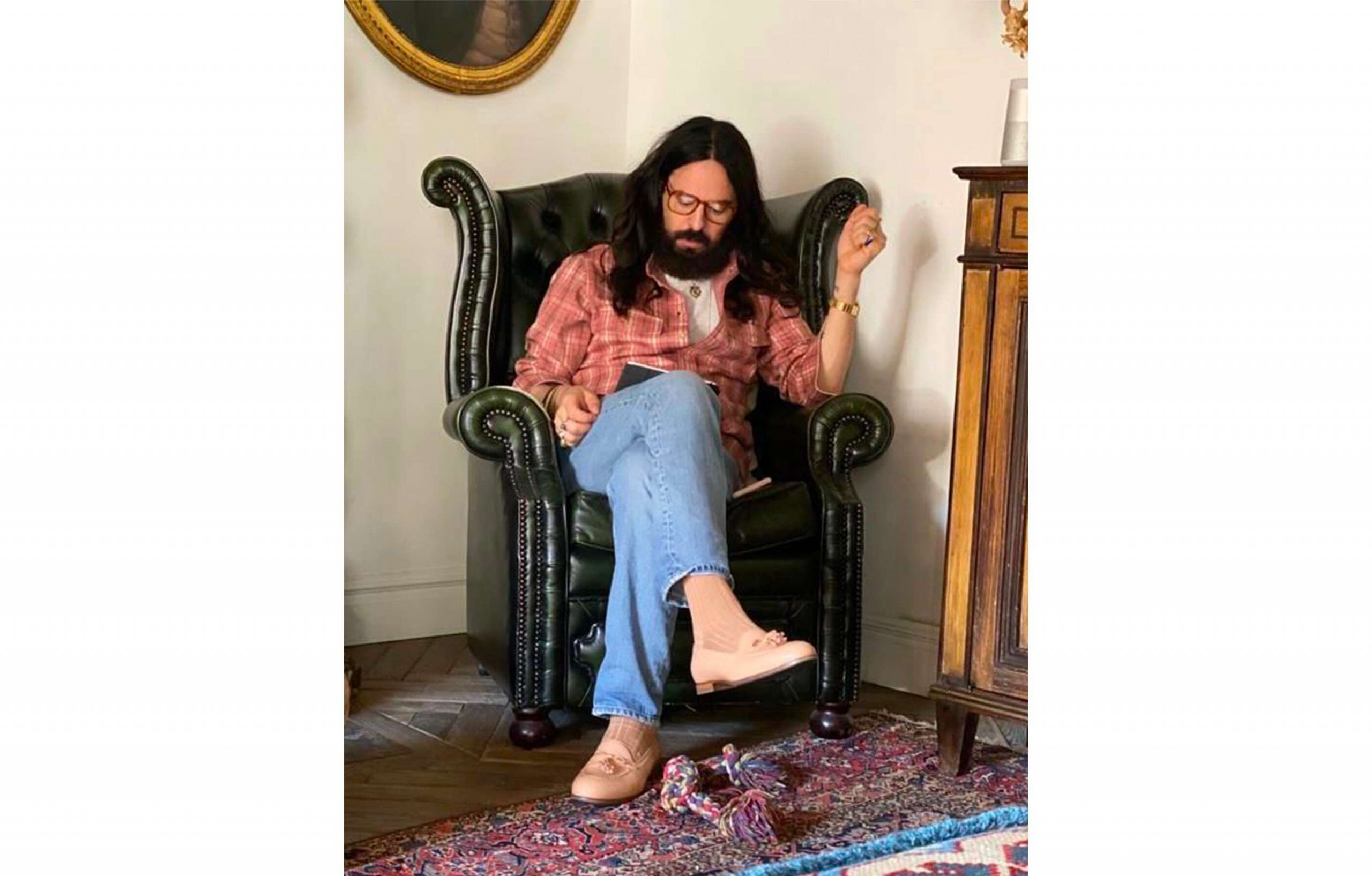 Gucci's Alessandro Michele to Reduce Gucci's Fashion Shows From 5 to 2