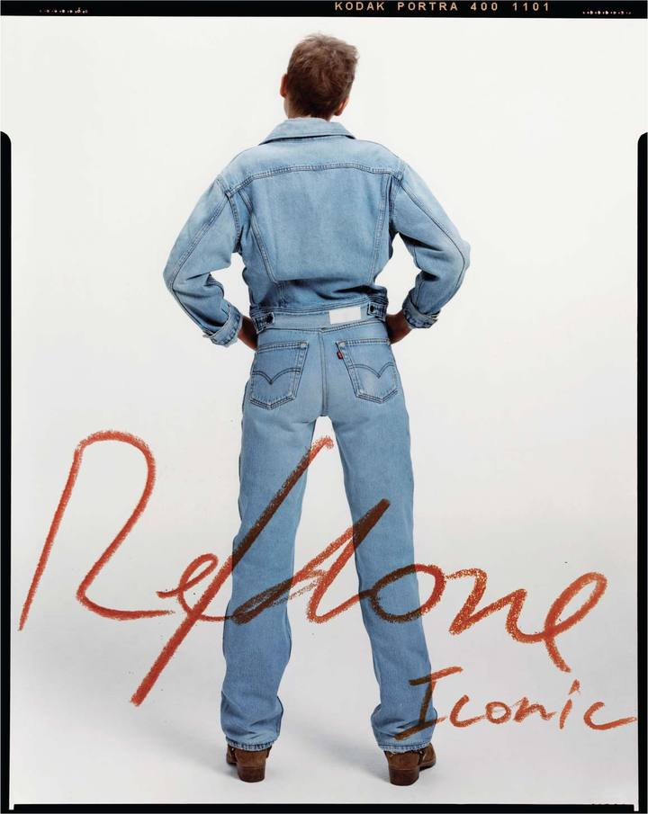 Re/Done Spring 2020 Fashion Ad Campaign Photos