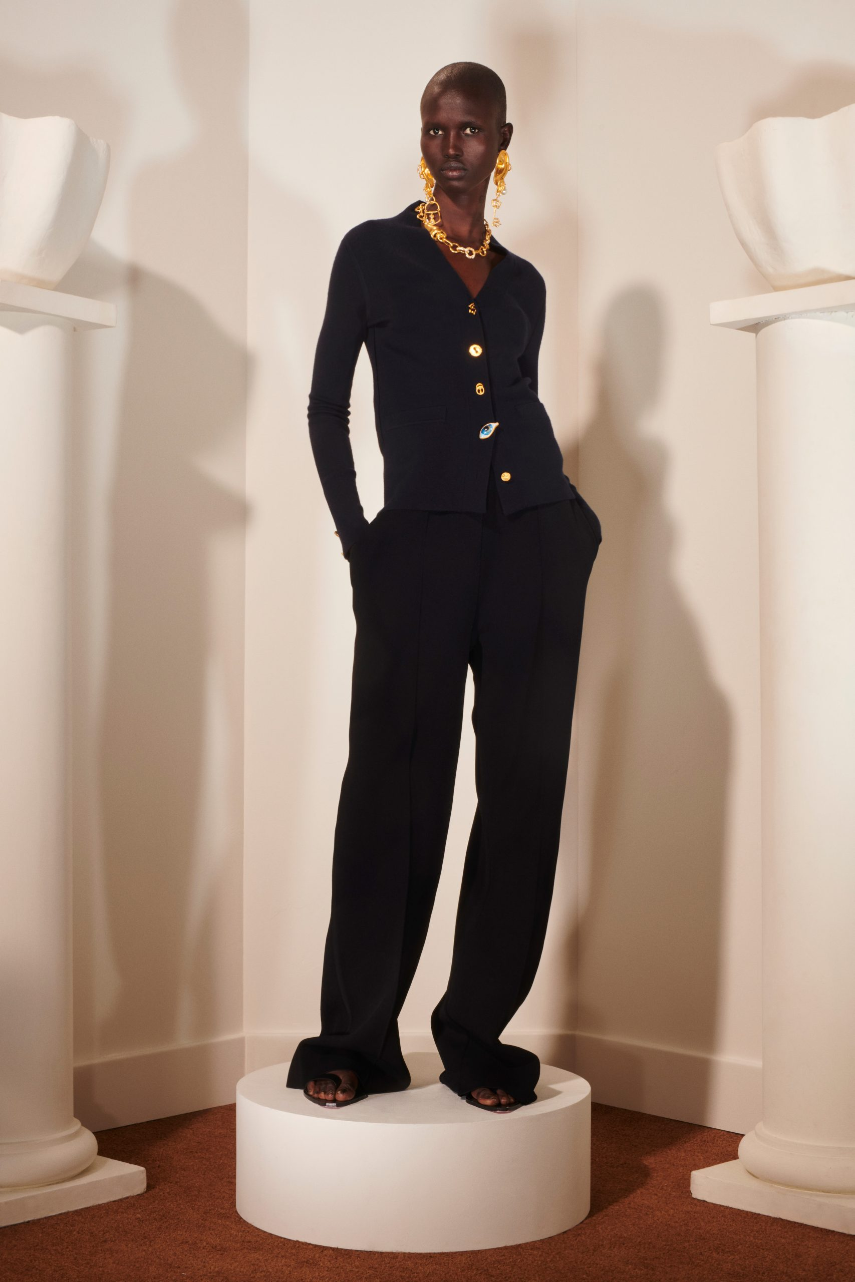 Schiaparelli Fall 2020 Fashion Collection Photos