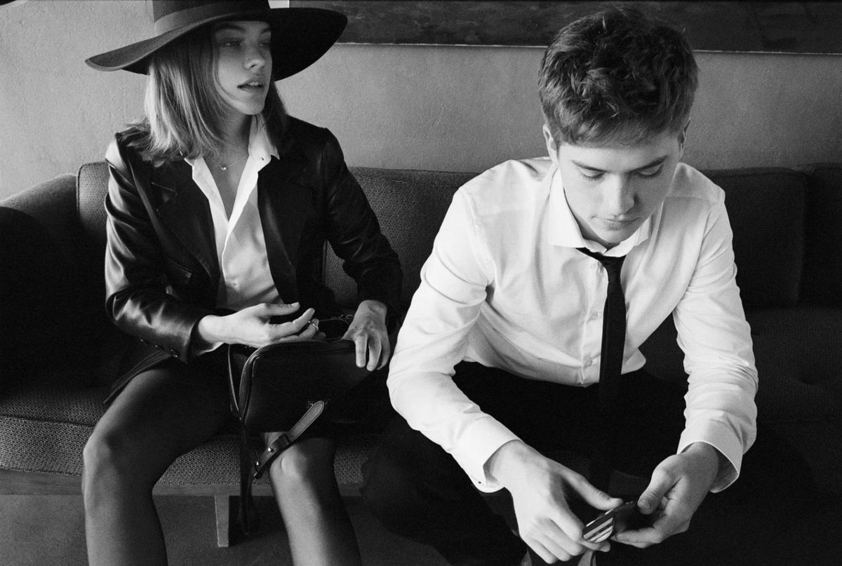 The Kooples Spring 2020 Fashion Ad Campaign Photos