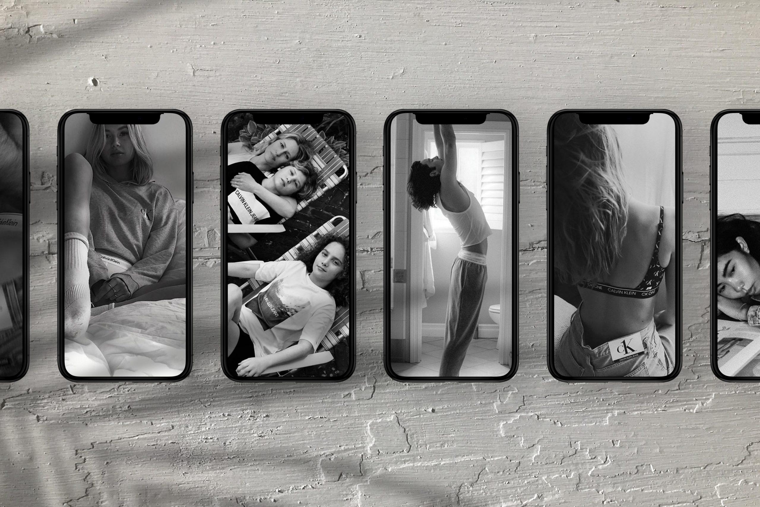 Calvin Klein Spring 2020 Fashion Ad Campaign Photos