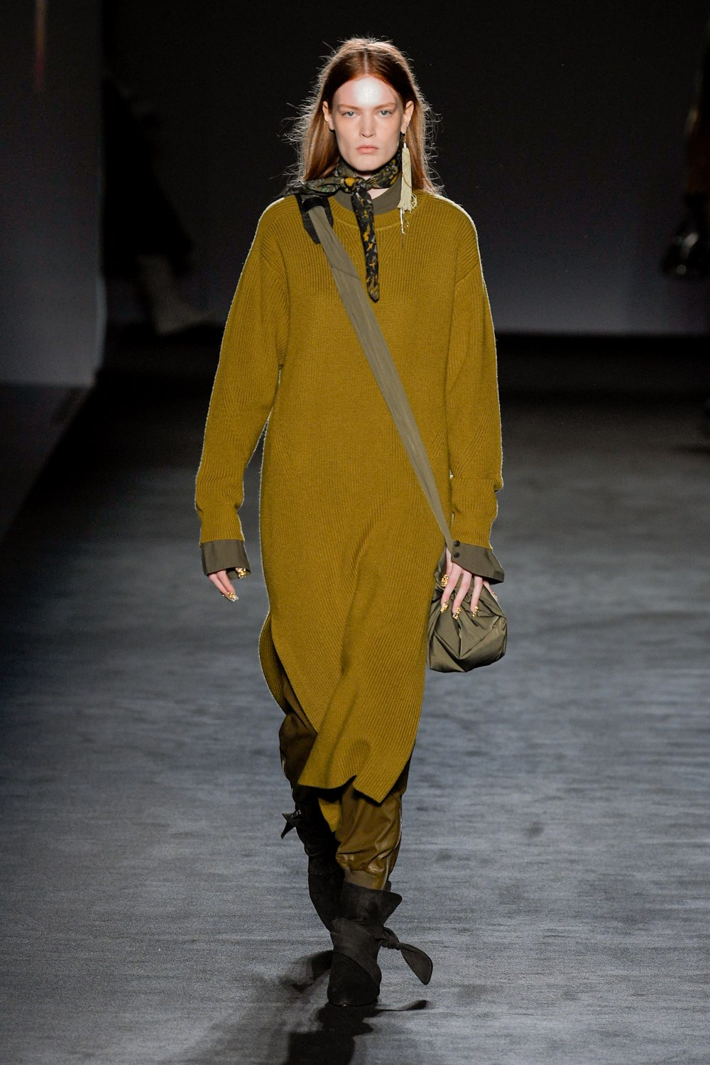 Long and Loose Fall 2020 Fashion Trend