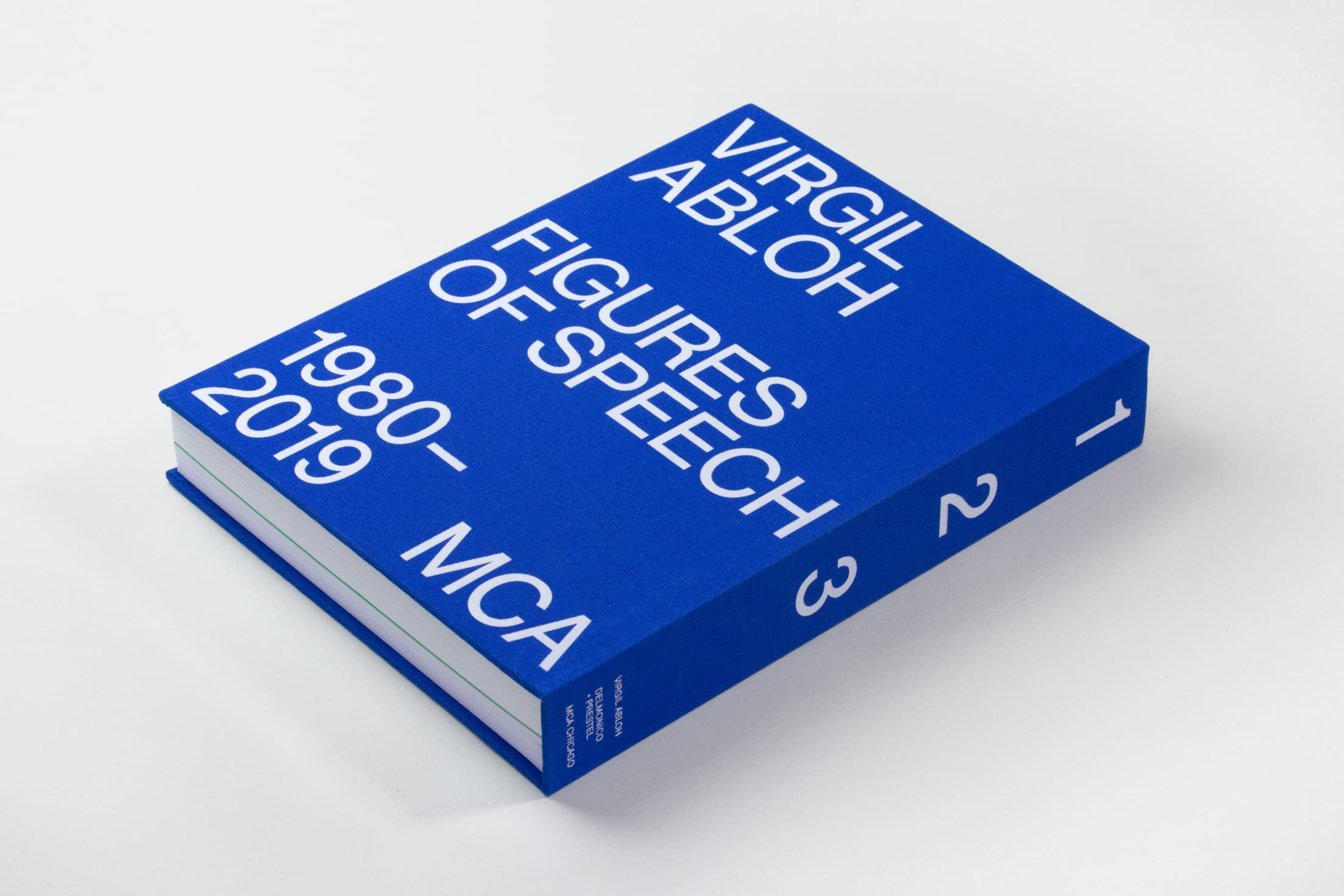 Virgil Abloh: Figures of Speech Wins AIGA's 50 Books Award