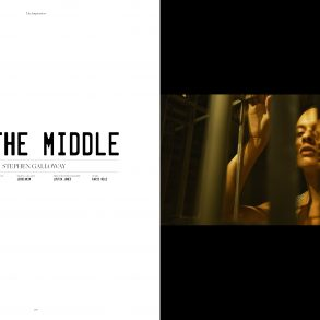 In the Middle The Impression Fashion Magazine Editorial by Stephen Galloway