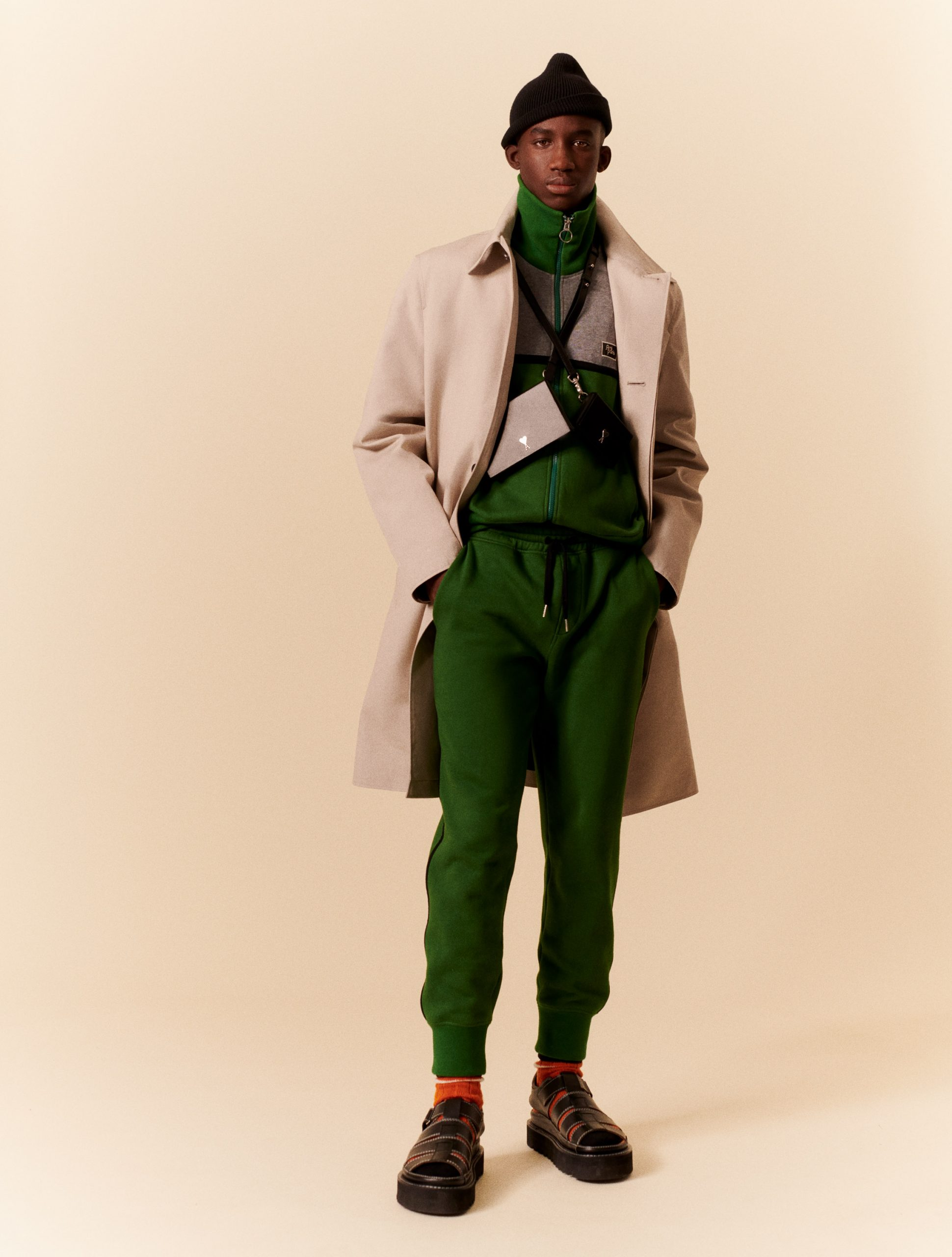 AMI Pre-Fall 2020 Men's Fashion Collection Photos