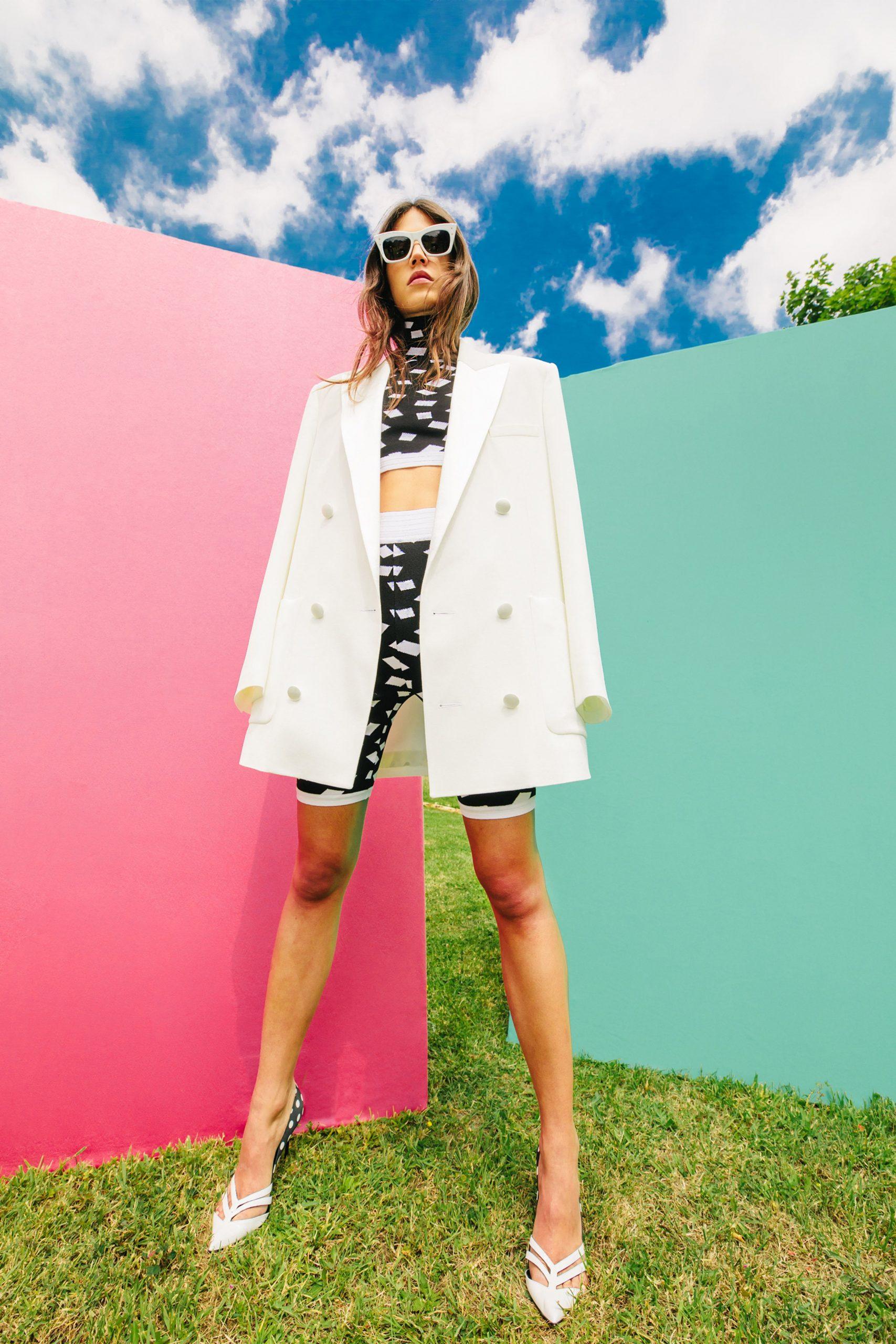 Balmain Resort 2021 Fashion Collection Photos