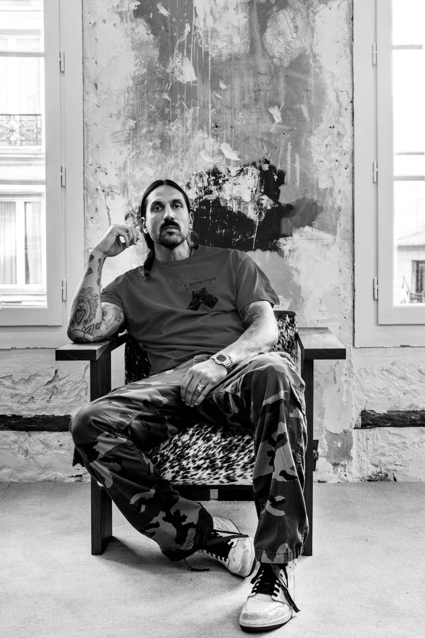 Ben Gorham Founder of BYREDO Interview