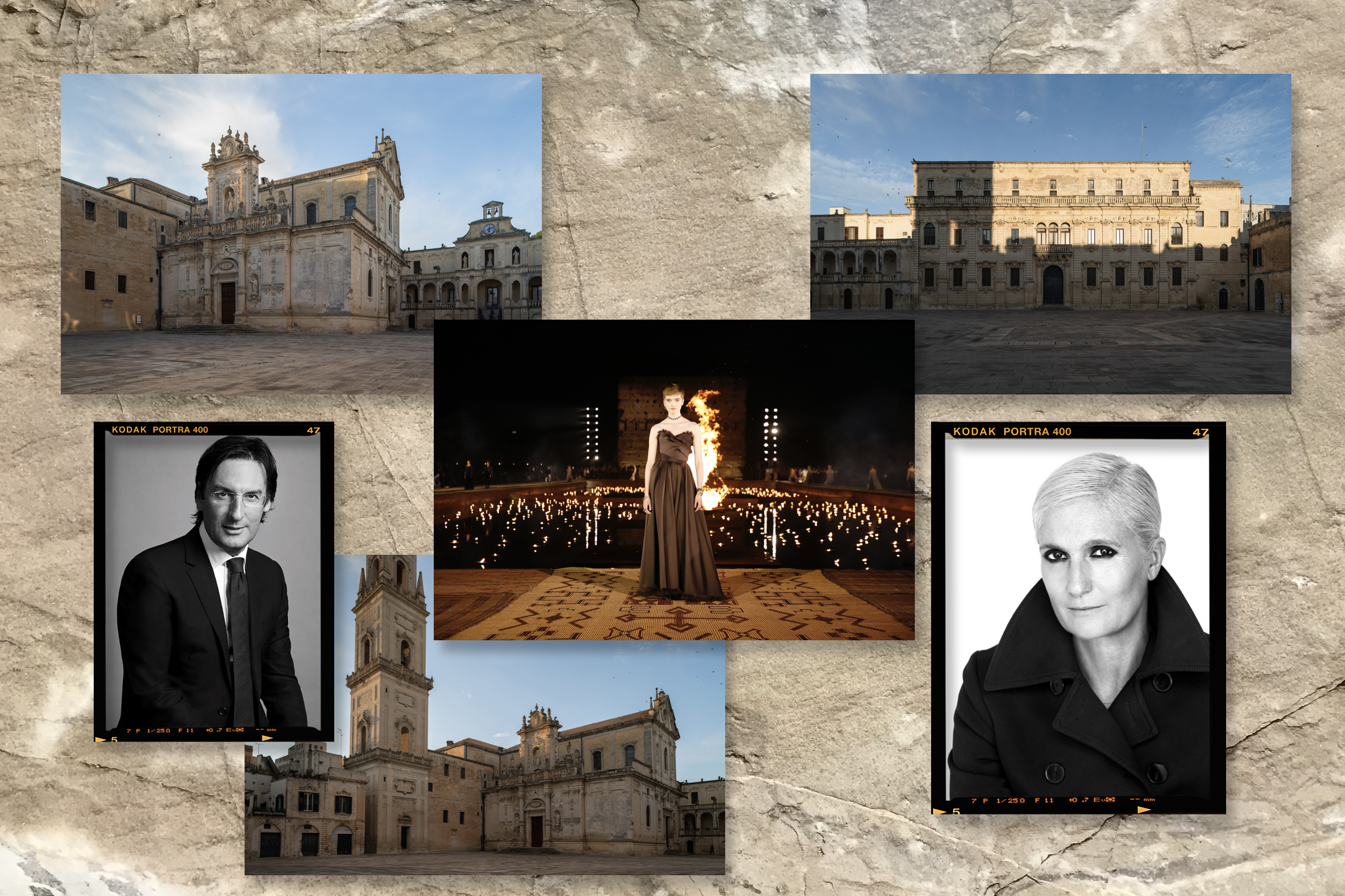 Dior's Cruise Show Will Be Live in Lecce Italy Without Audience