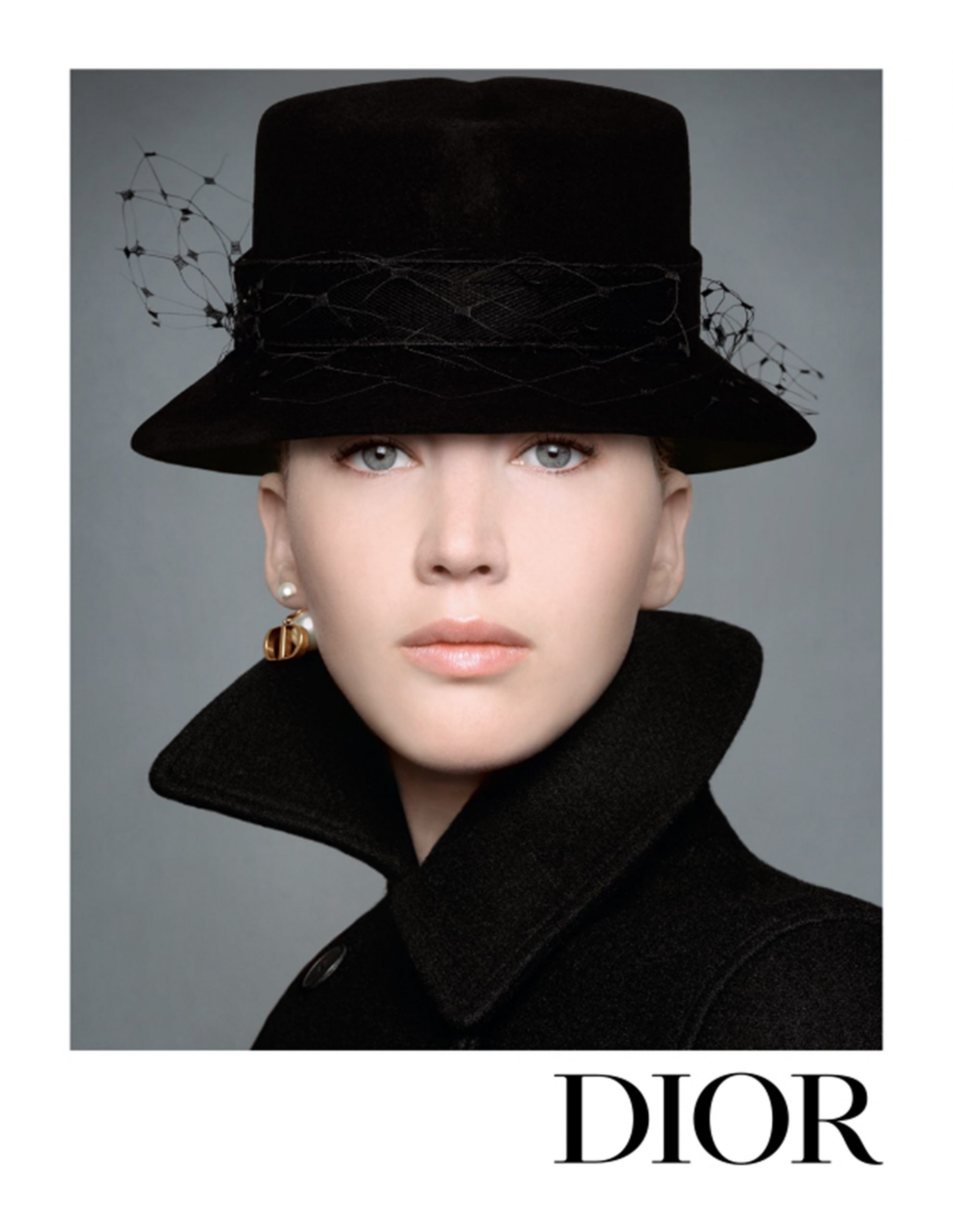 Dior Pre-Fall 2020 Ad Campaign with Jennifer Lawrence