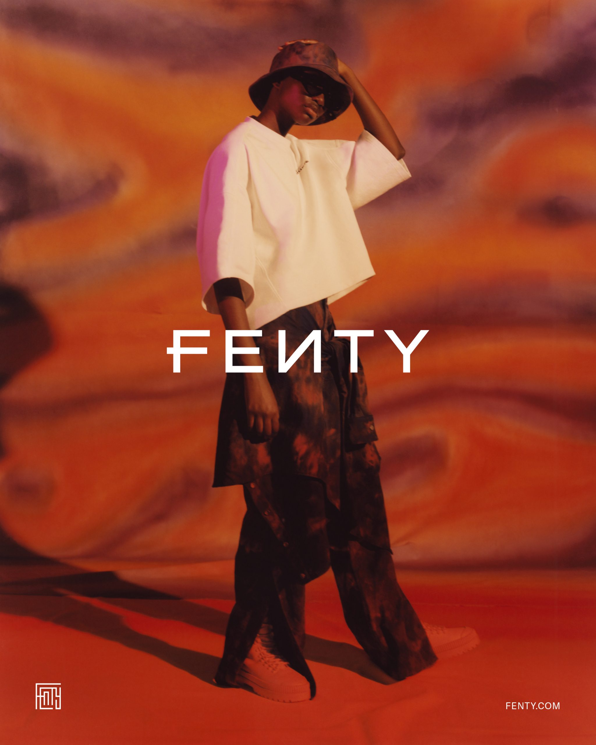Fenty Drop Two Summer 2020 Ad Campaign Photo and film