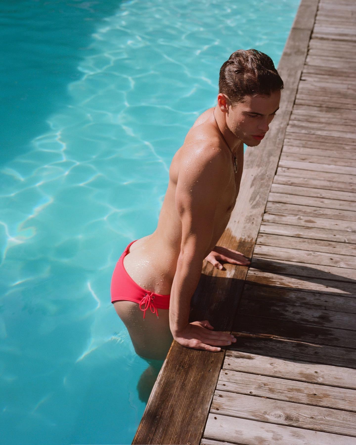 Ludovic de Saint Sernin Summer 2020 Fashion Ad Campaign Photos