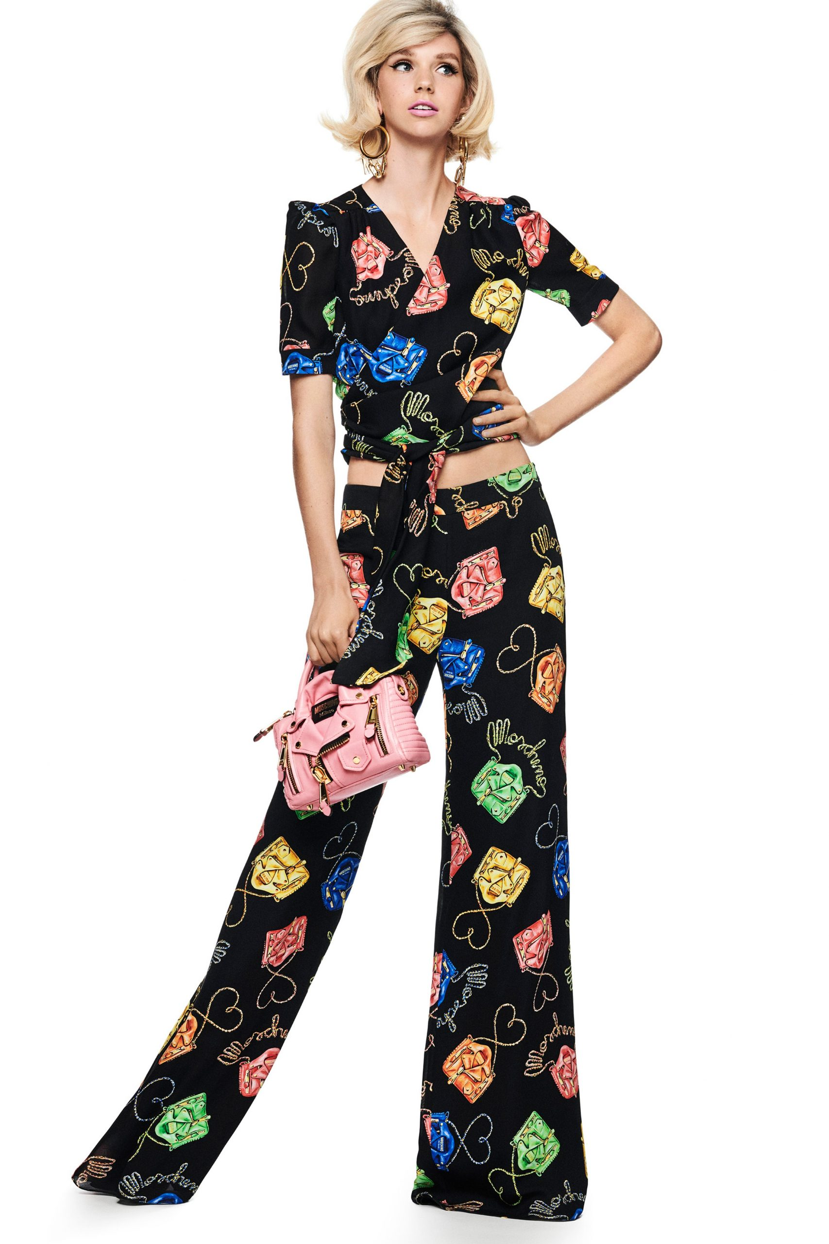 Moschino Resort 2021 Fashion Collection Photos
