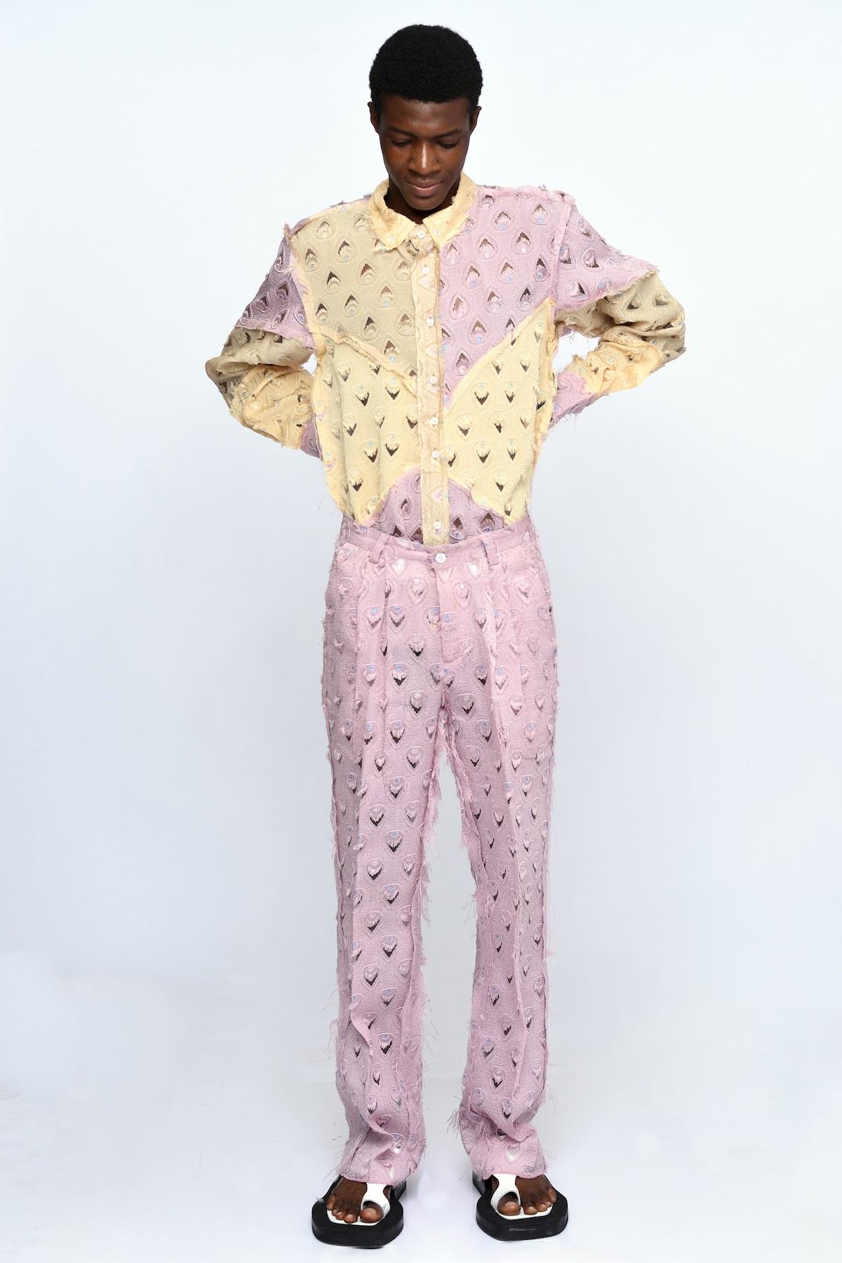 Tokyo James Spring 2021 Men's Fashion Collection Photos