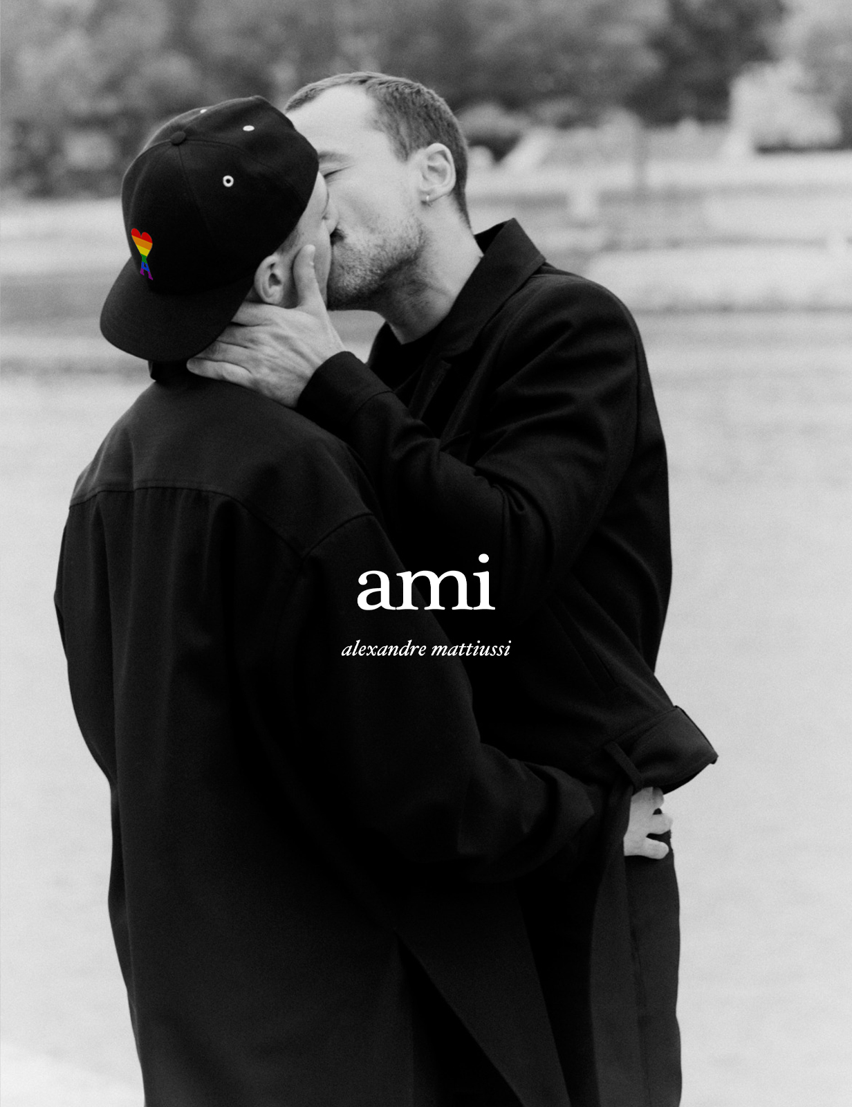 Ami Pride Means To Me Summer 2020 Fashion Ad Campaign Photos