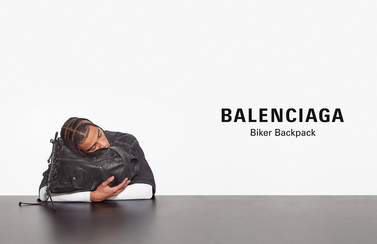 Balenciaga Fall 2020 Fashion Ad Campaign Photos