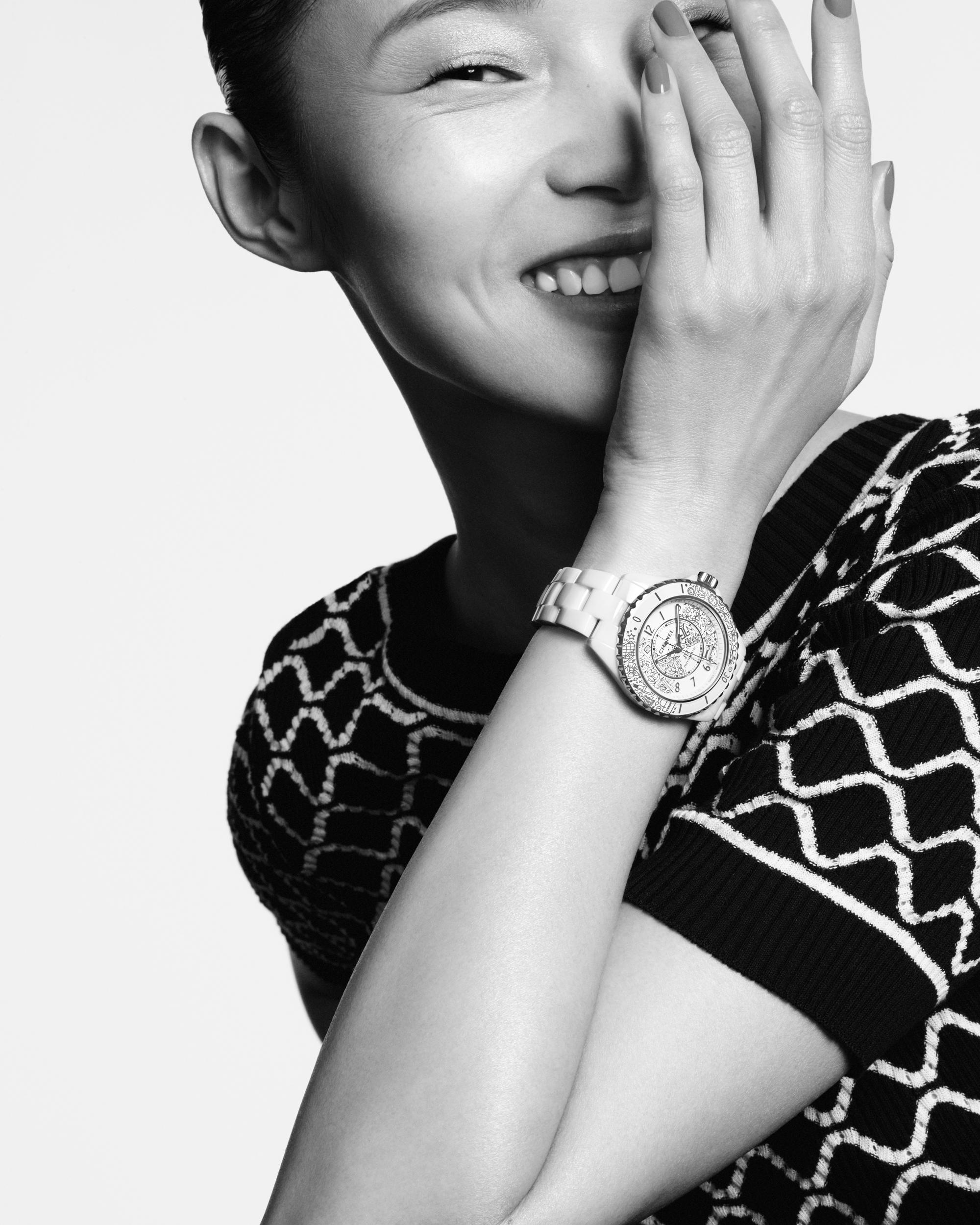 Chanel Summer 2020 Fashion Ad Campaign Photos