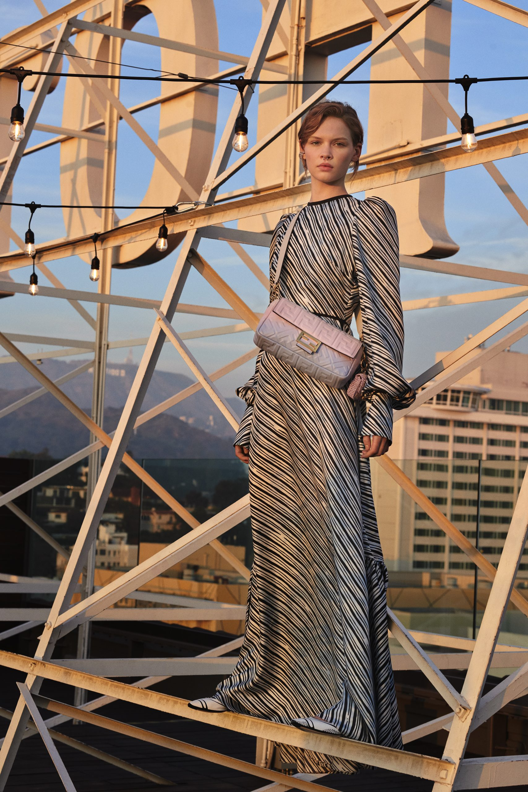 Fendi 'California Sky' Joshua Vides Pre-Fall 2020 Ad Campaign Photos