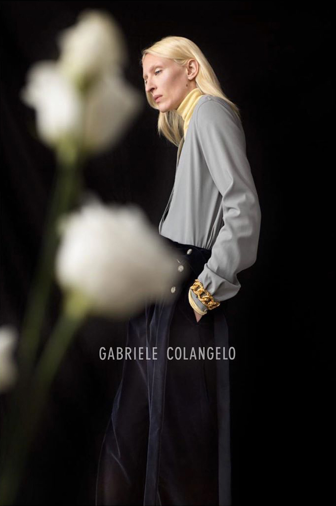 Gabriele Colangelo Pre-Fall 2020 Fashion Collection Pictures