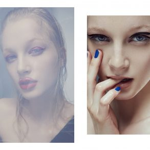 Human Nature by William Ferchichi Beauty Editorial