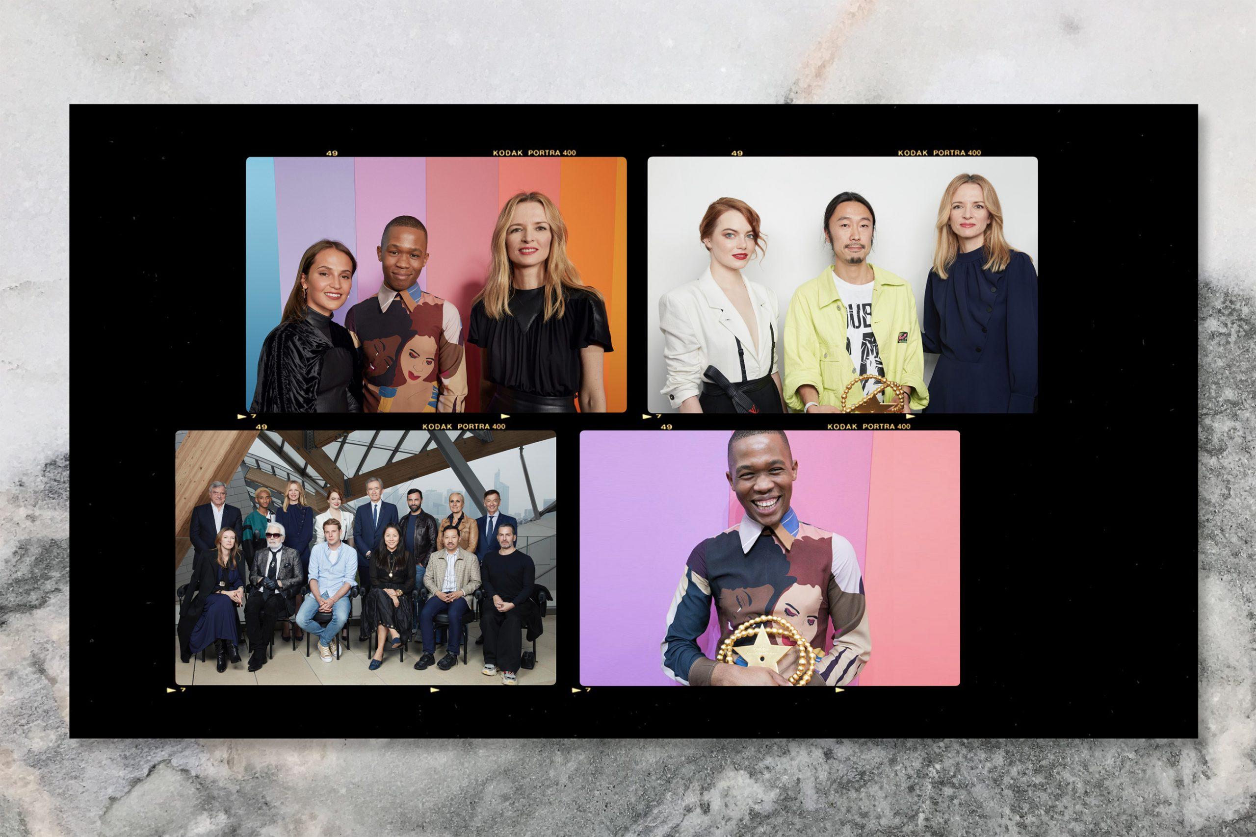 LVMH Prize Winners