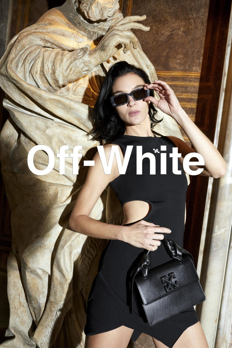 Off-white Spring 2020 Fashion Ad Campaign Photos