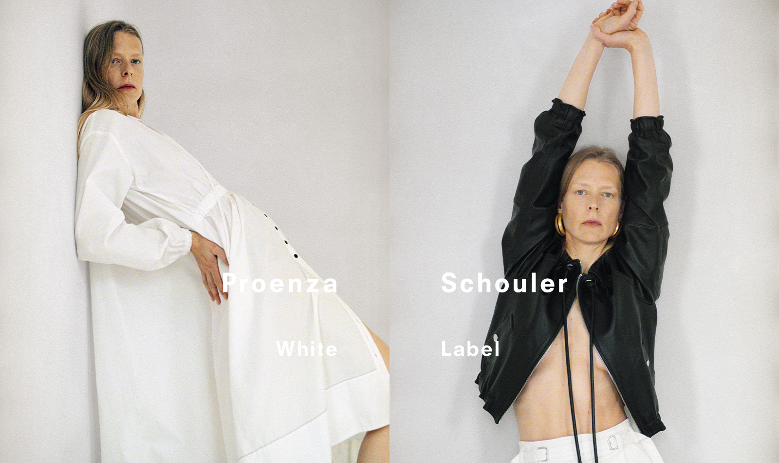 Proenza Schouler Pre-Fall 2020 Fashion Ad Campaign Photos