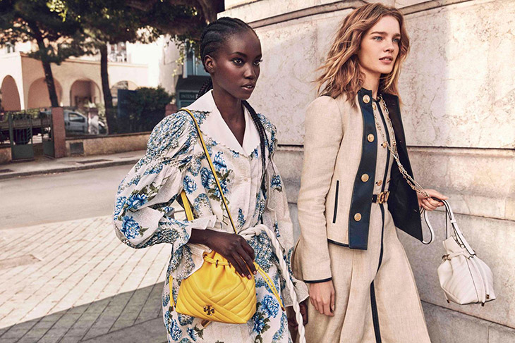 Tory Burch Spring 2020 Fashion Ad Campaign Photos