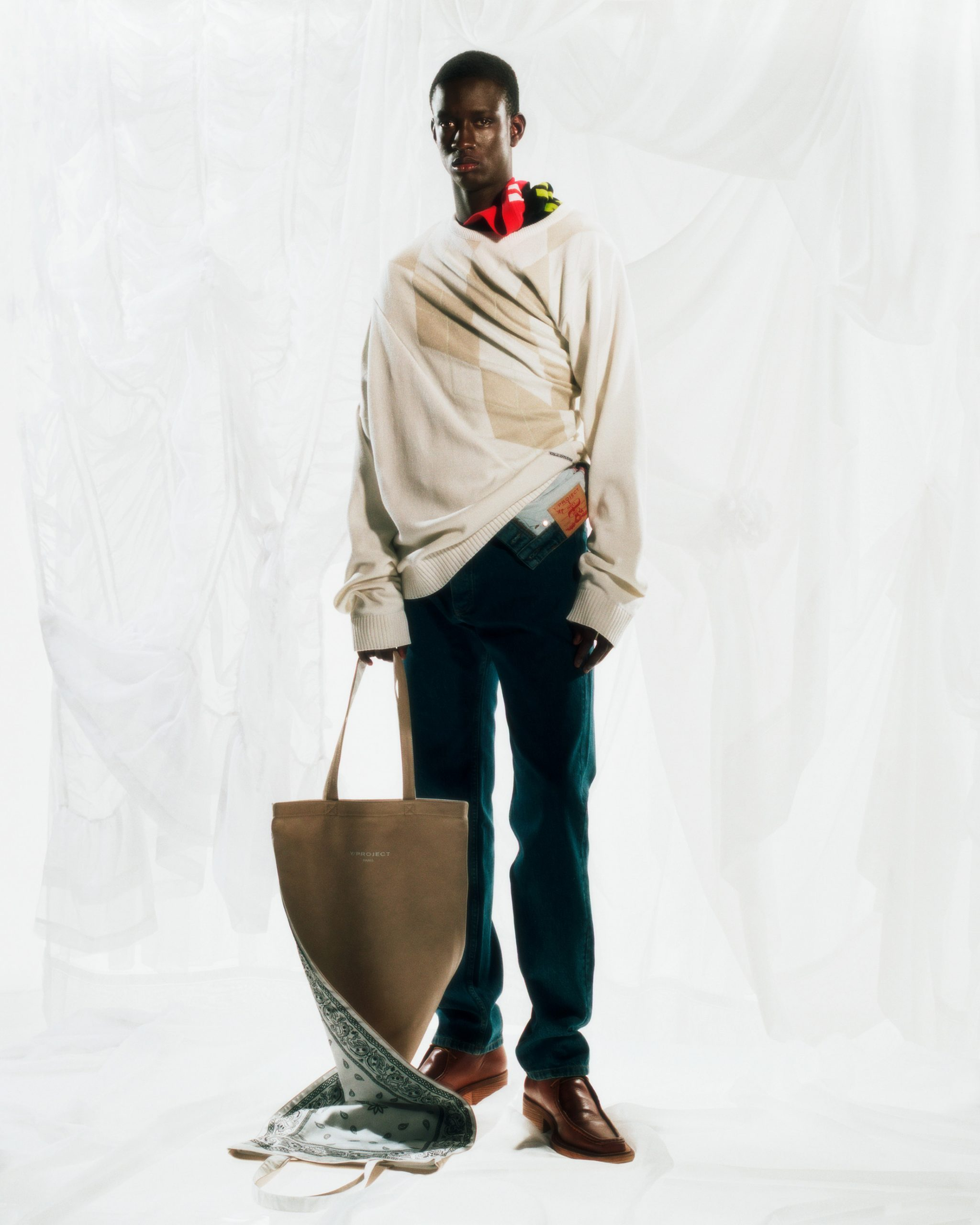 Y/Project Spring 2021 Fashion Collection Photos