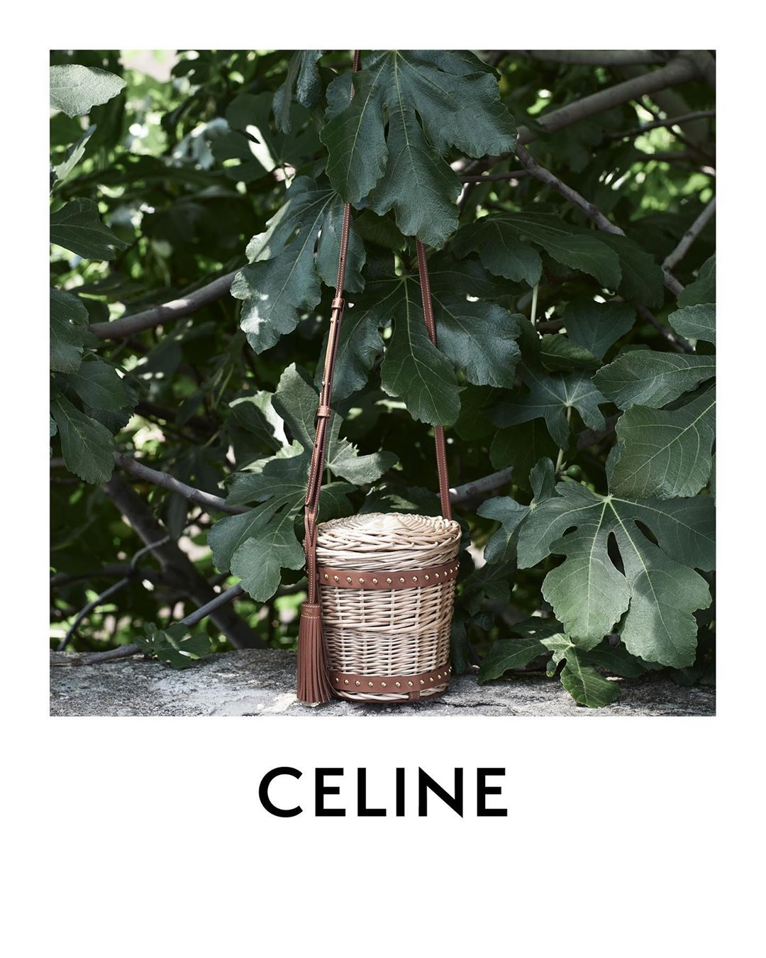 Celine Fall 2020 Ad Campaign with Essoye Mombot Photos