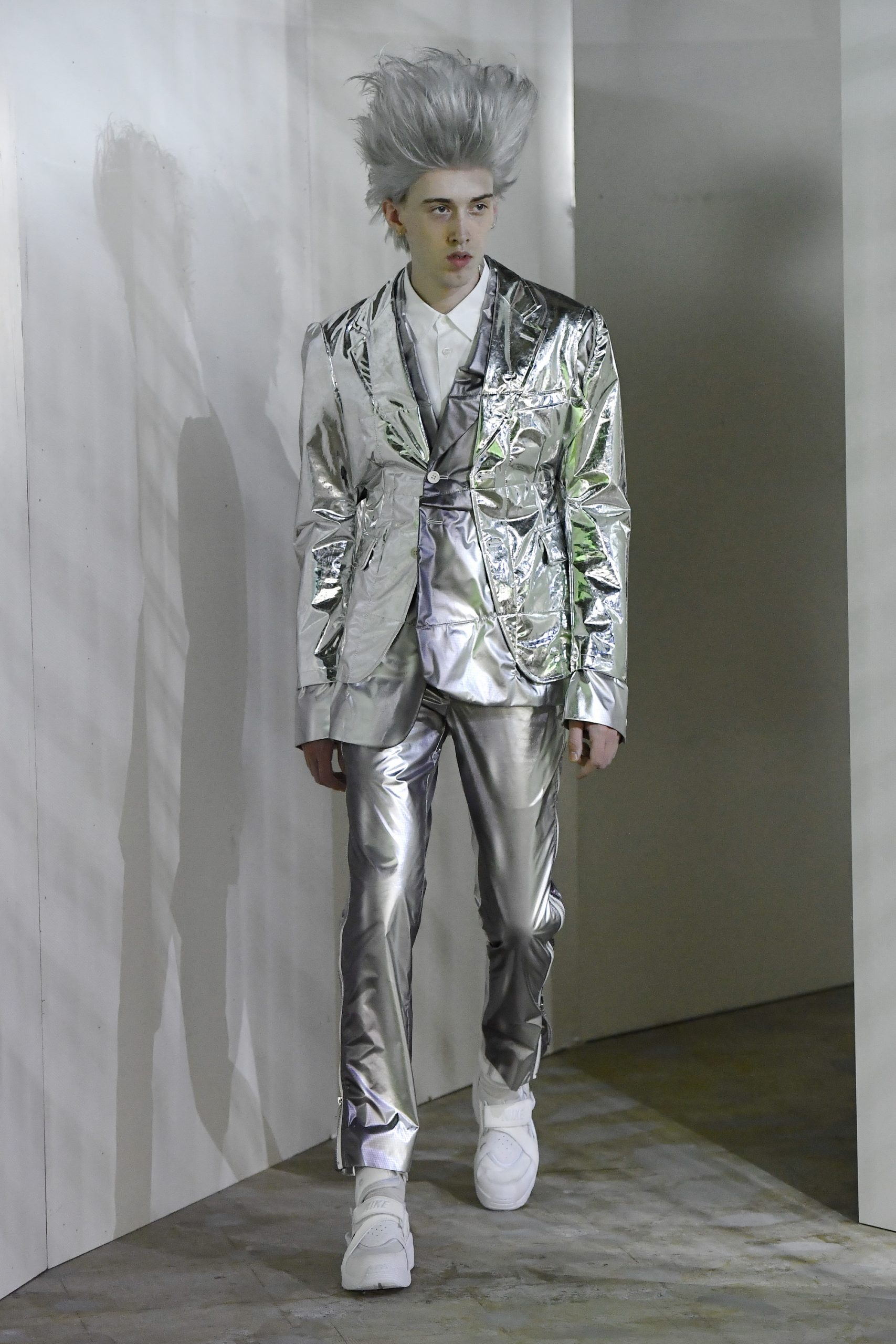 Comme Des Garcons Homme Plus Spring 2021 Men's Fashion Show Review