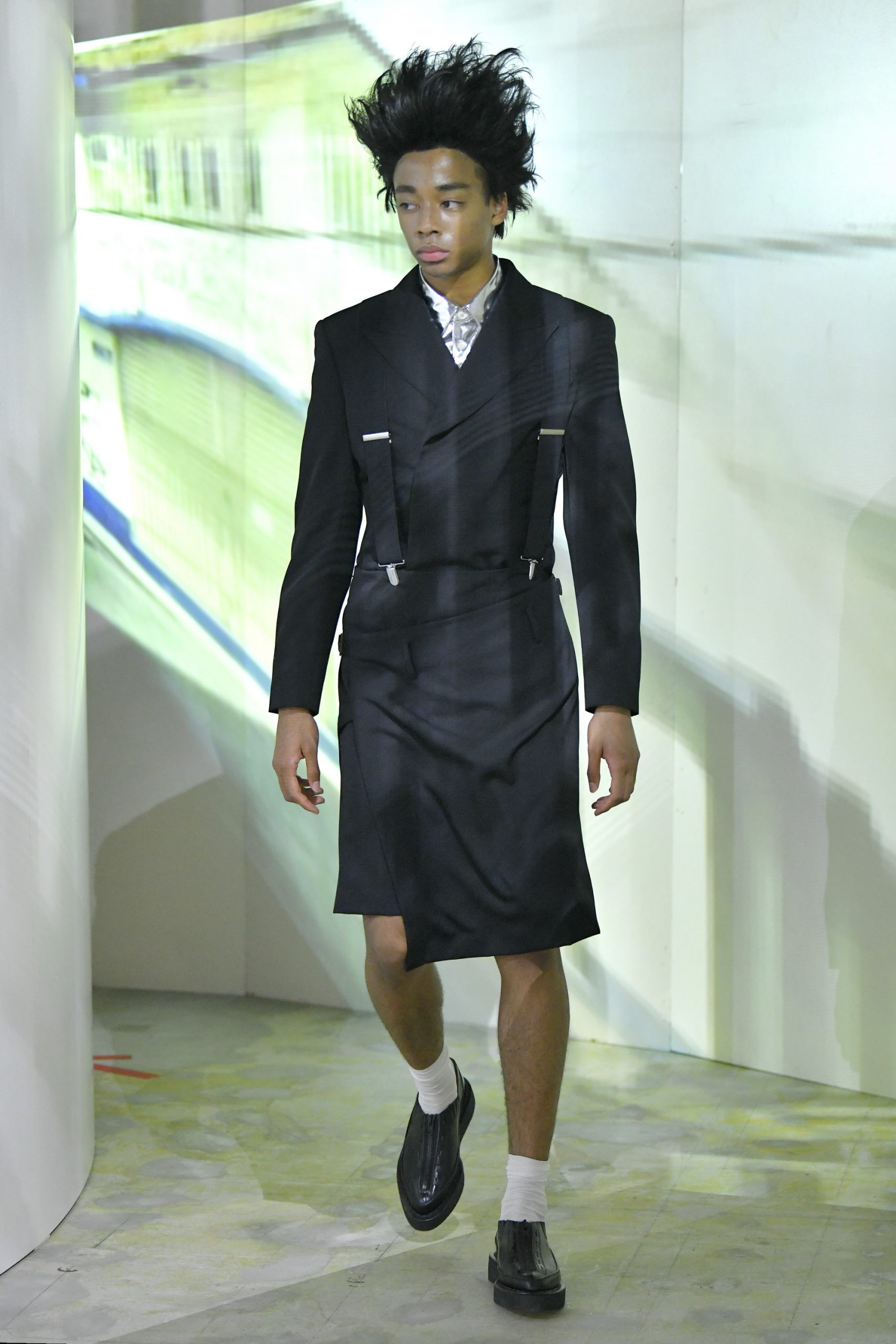 Comme Des Garcons Homme Plus Spring 2021 Men's Fashion Show Review