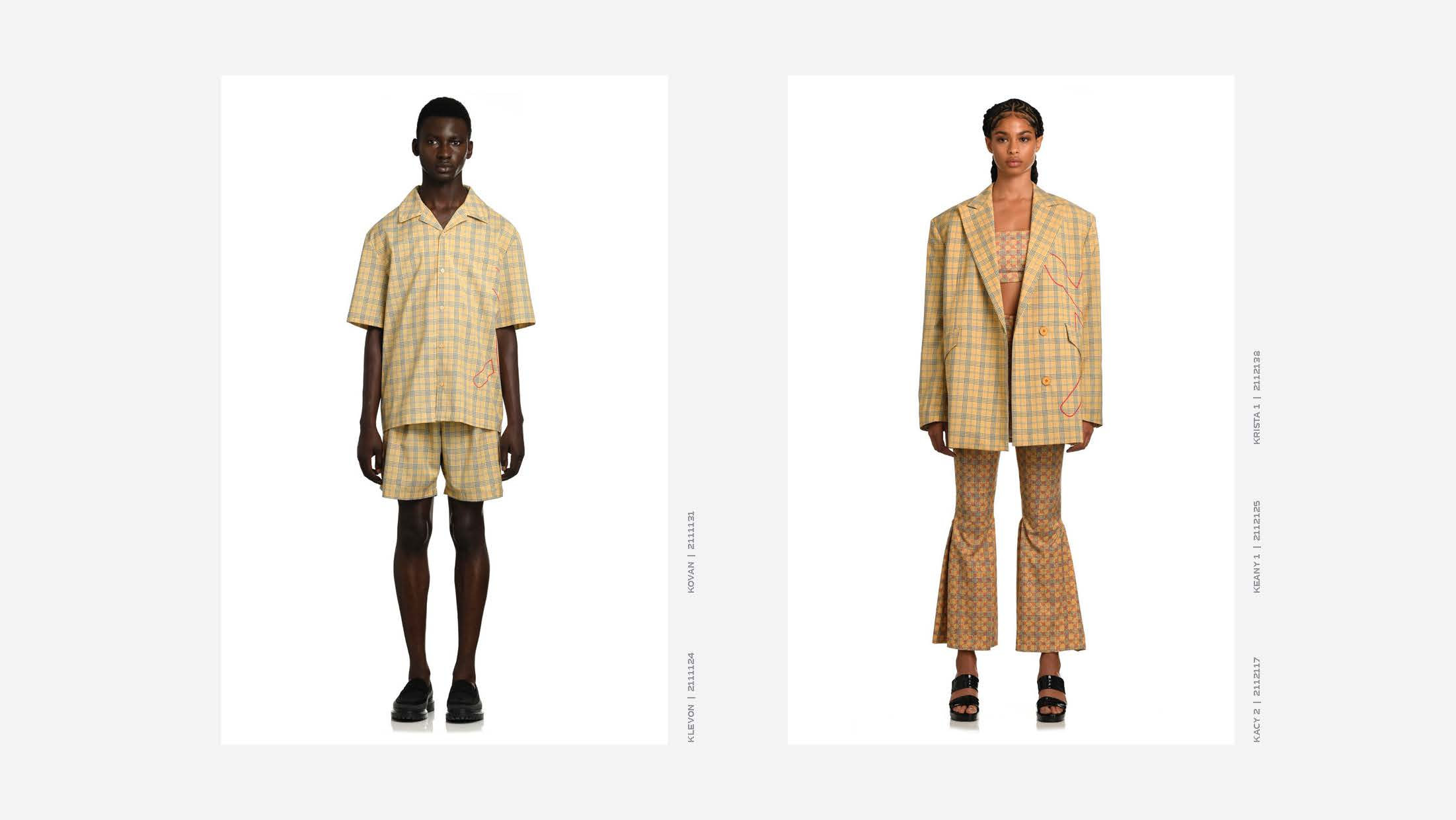 Daily Paper Spring 2021 Fashion Collection Photos & Film