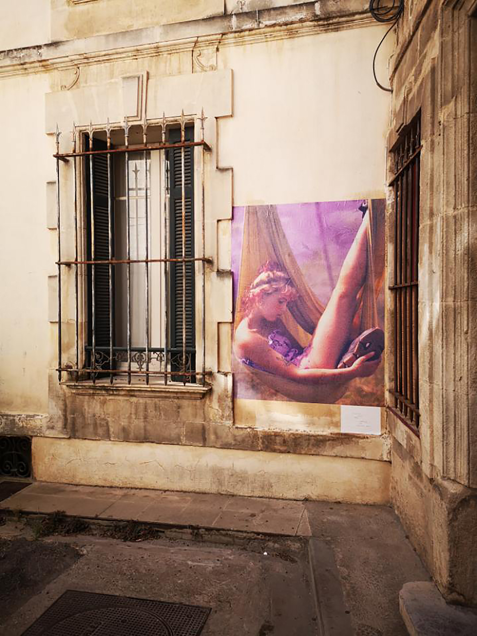 Olivier Saillard Curates Open-Air Photography Exhibition in Arles