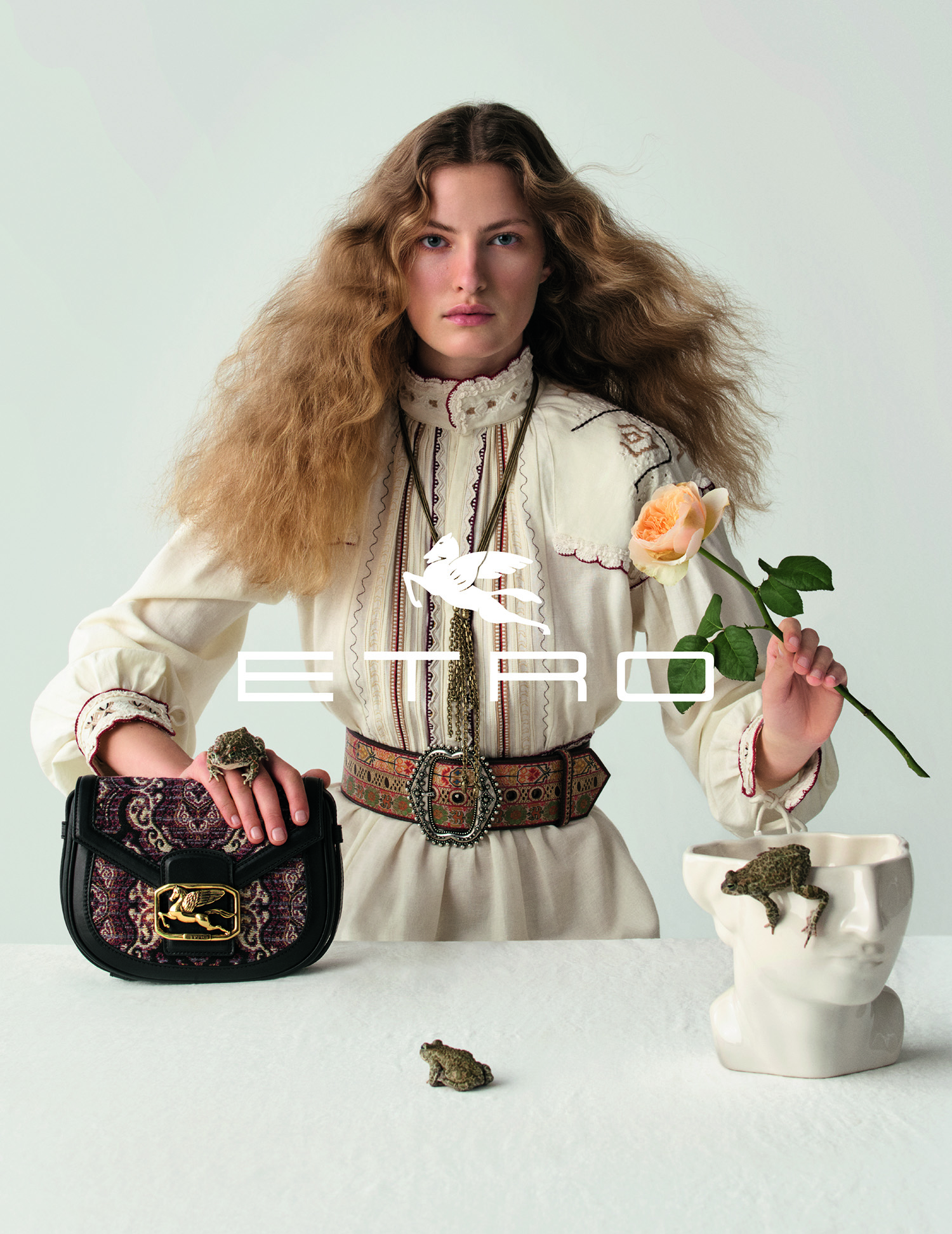 Etro 'We Are All One' Fall 2020 Ad Campaign Film & Photos