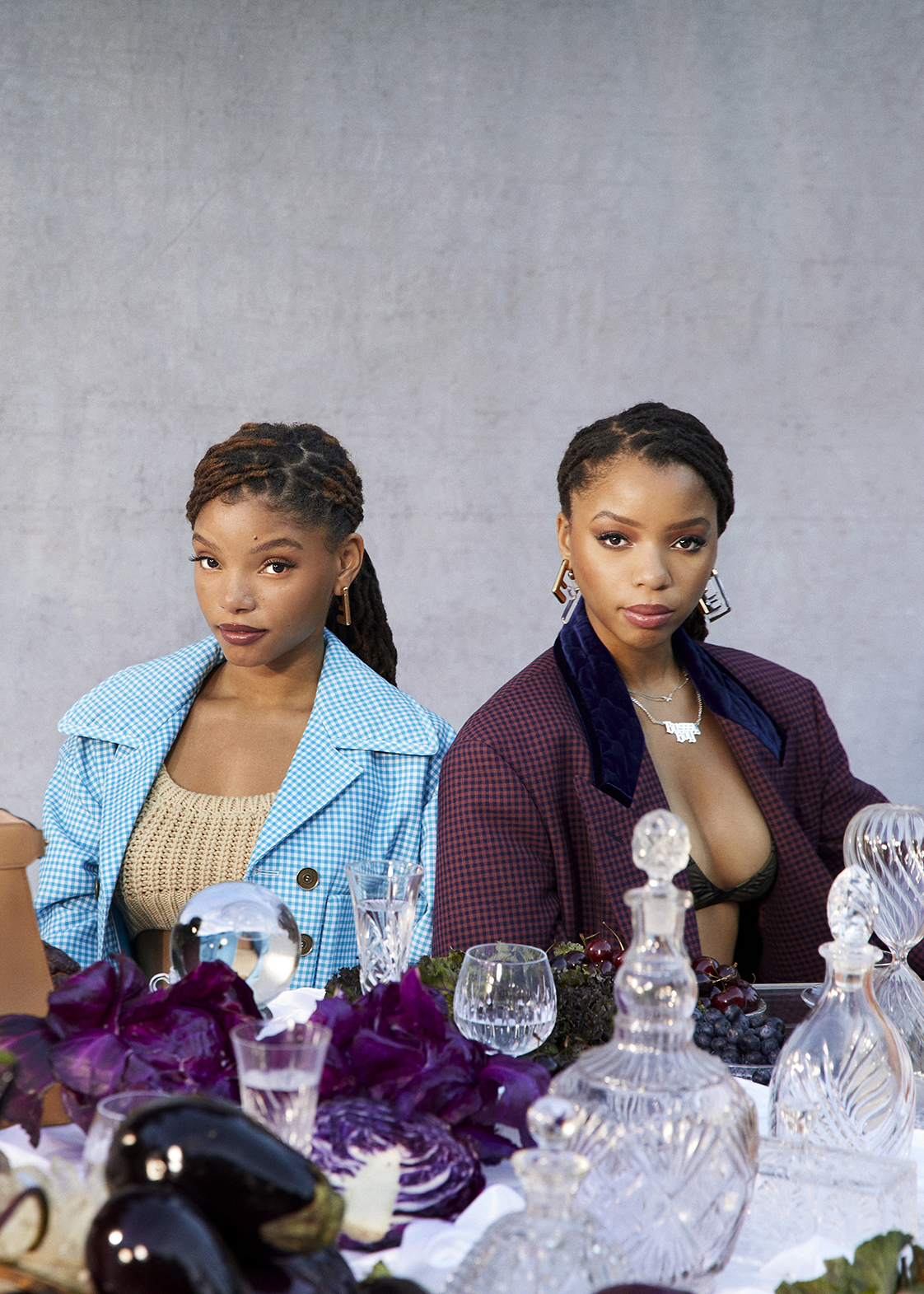 Fendi MeAndMyPeekaboo Campaign with Chloe x Halle film and Photos