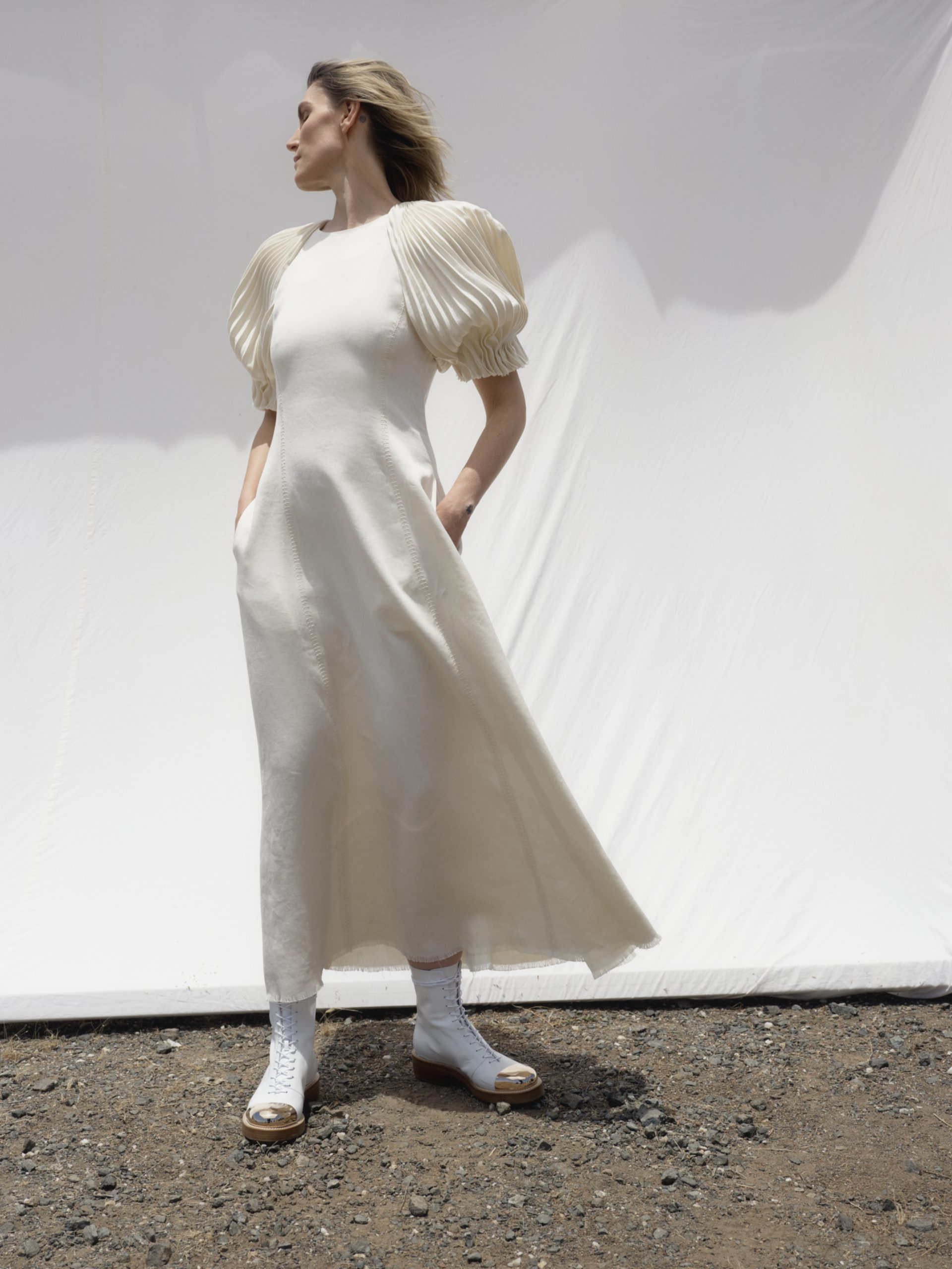 Gabriela Hearst Resort 2021 Fashion Collection Photos