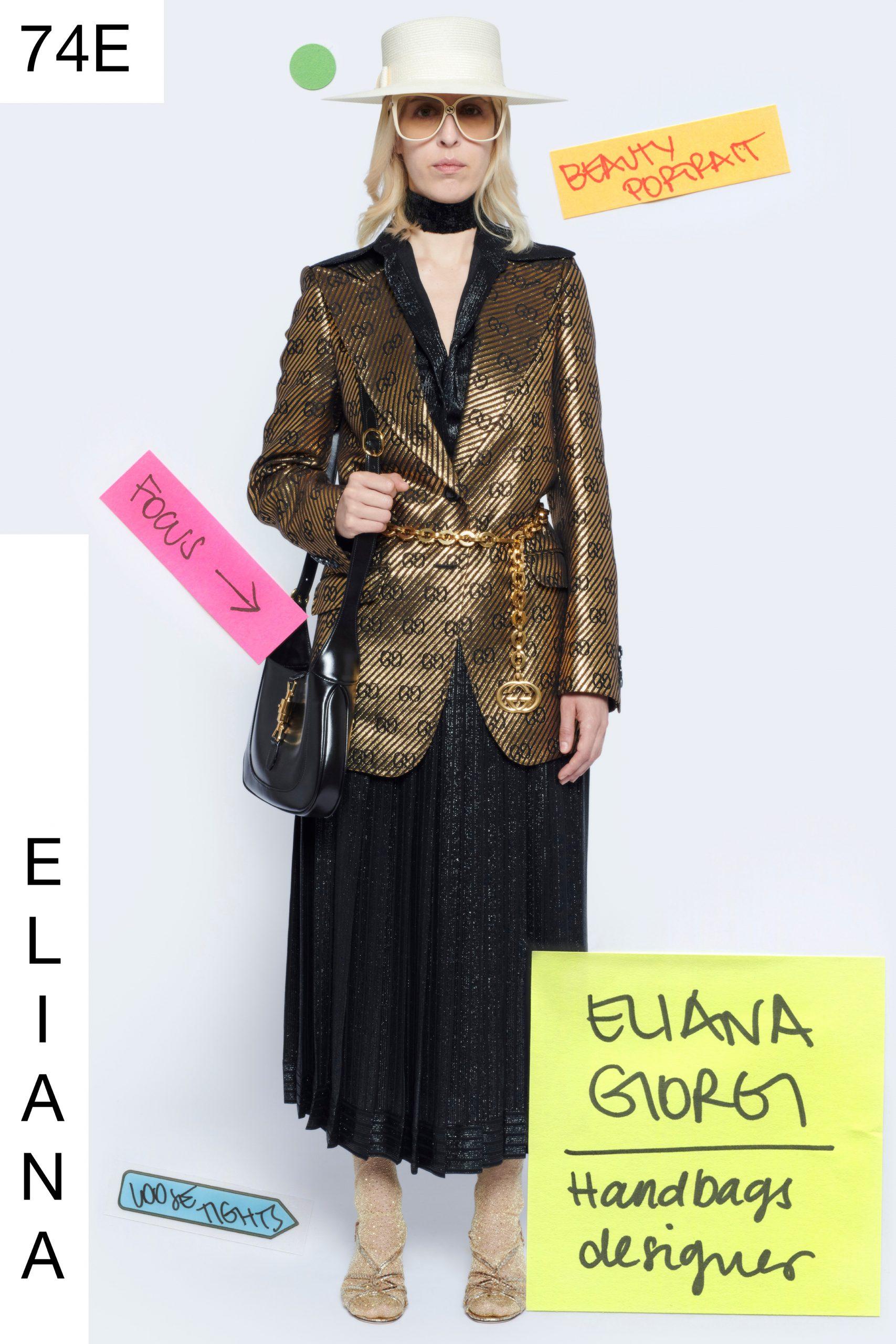 Gucci Epilogue Resort 2021 Fashion Collection Review & Photos