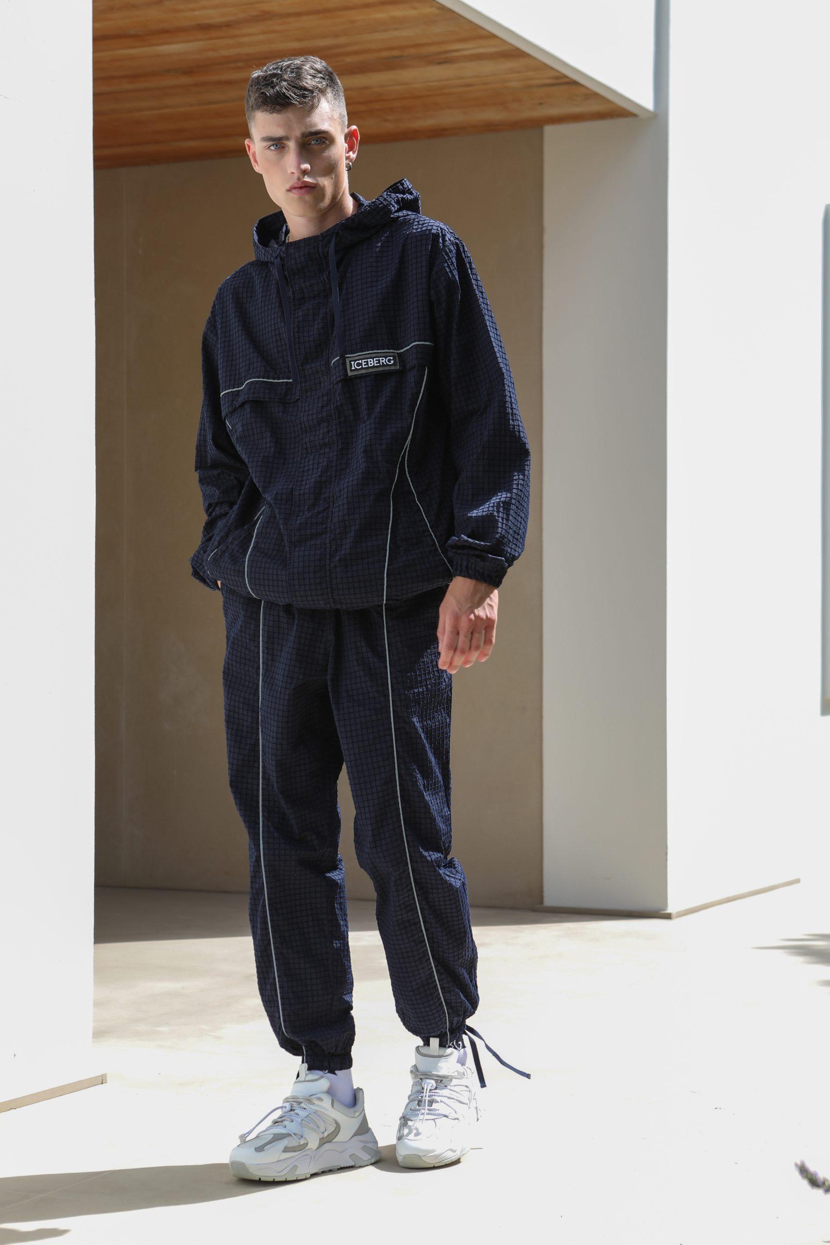 Iceberg Spring 2021 Men's Fashion Show Photos