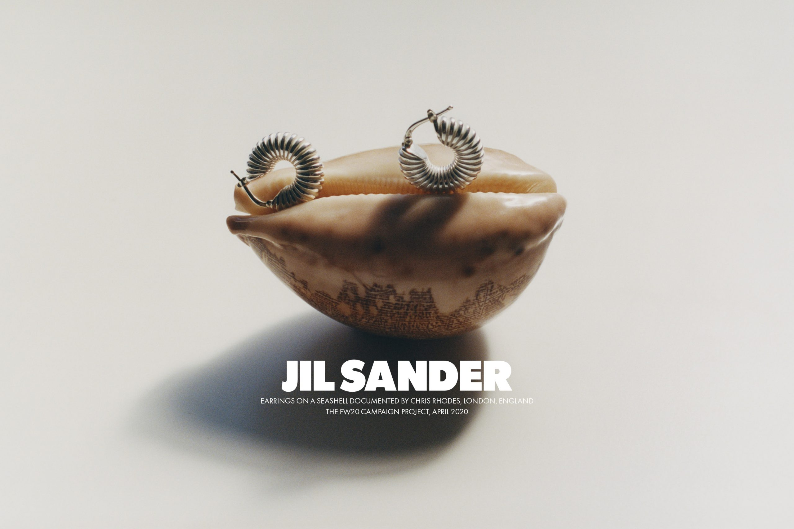 Jil Sander Fall 2020 Ad Campaign Film & Photos