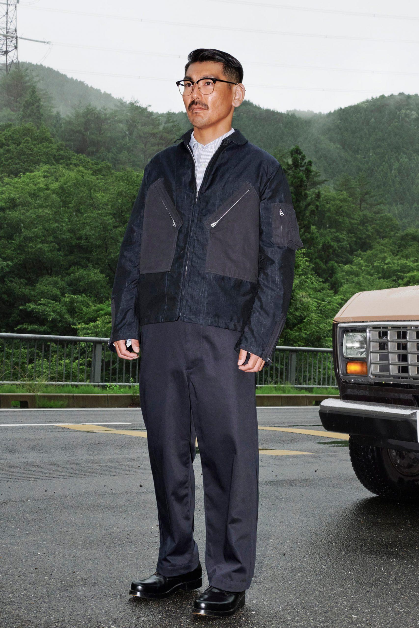 Junya Watanabe Man Spring 2021 Men's Fashion Show Photos & review