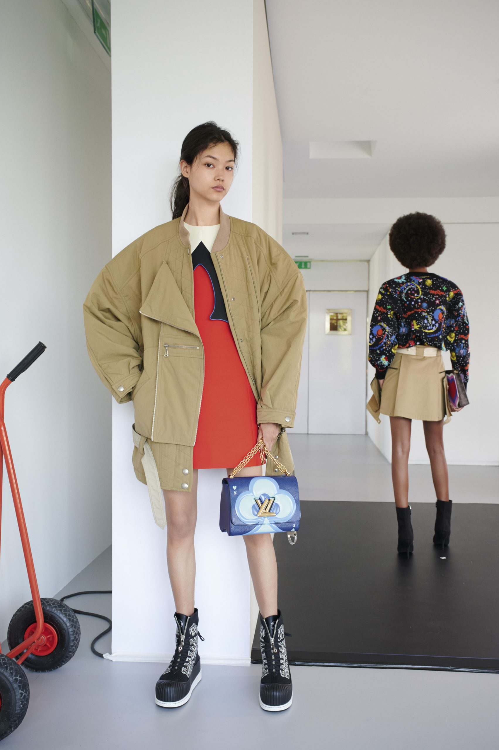 Louis Vuitton Resort 2021 Fashion Collection Photos