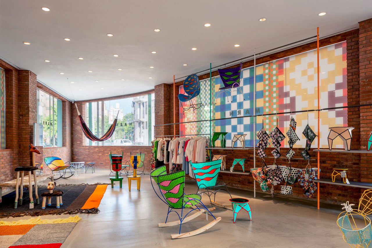 Marni Revamps Its NYC Meatpacking Store